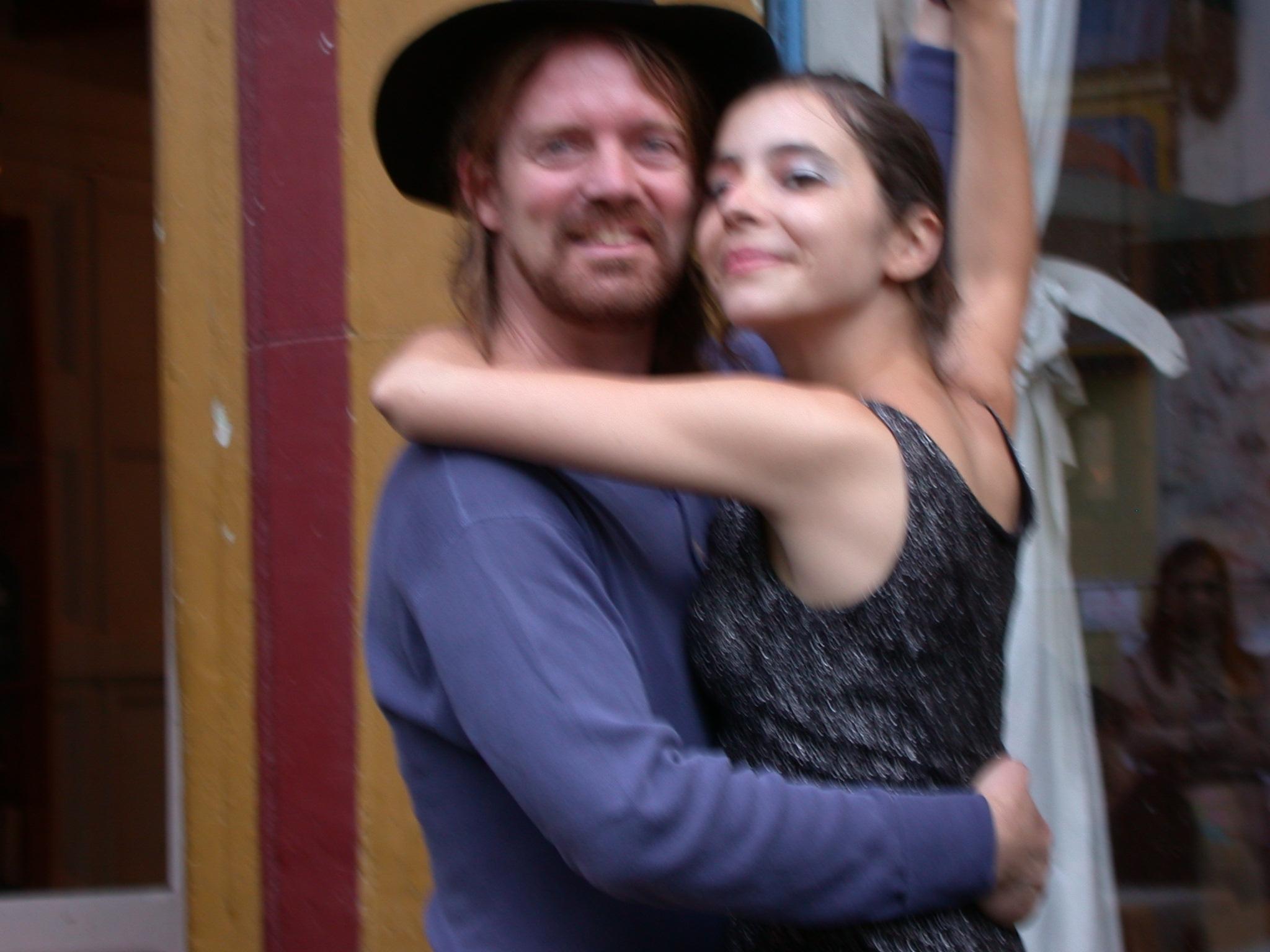 Will Dancing Tango, La Boca, Buenos Aires, Argentina