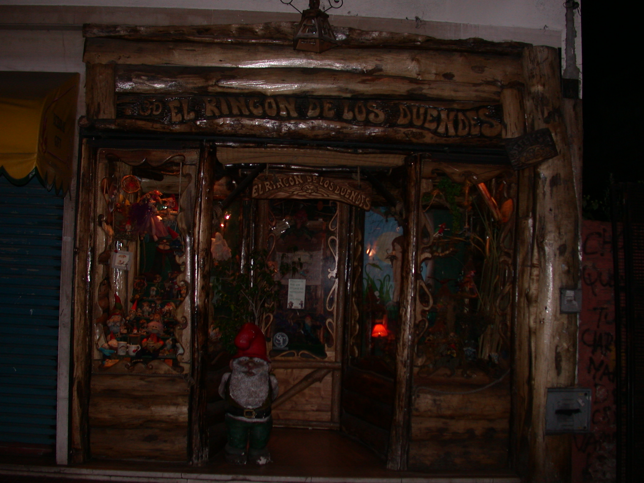 Faerie Shoppe, San Telmo, Buenos Aires, Argentina