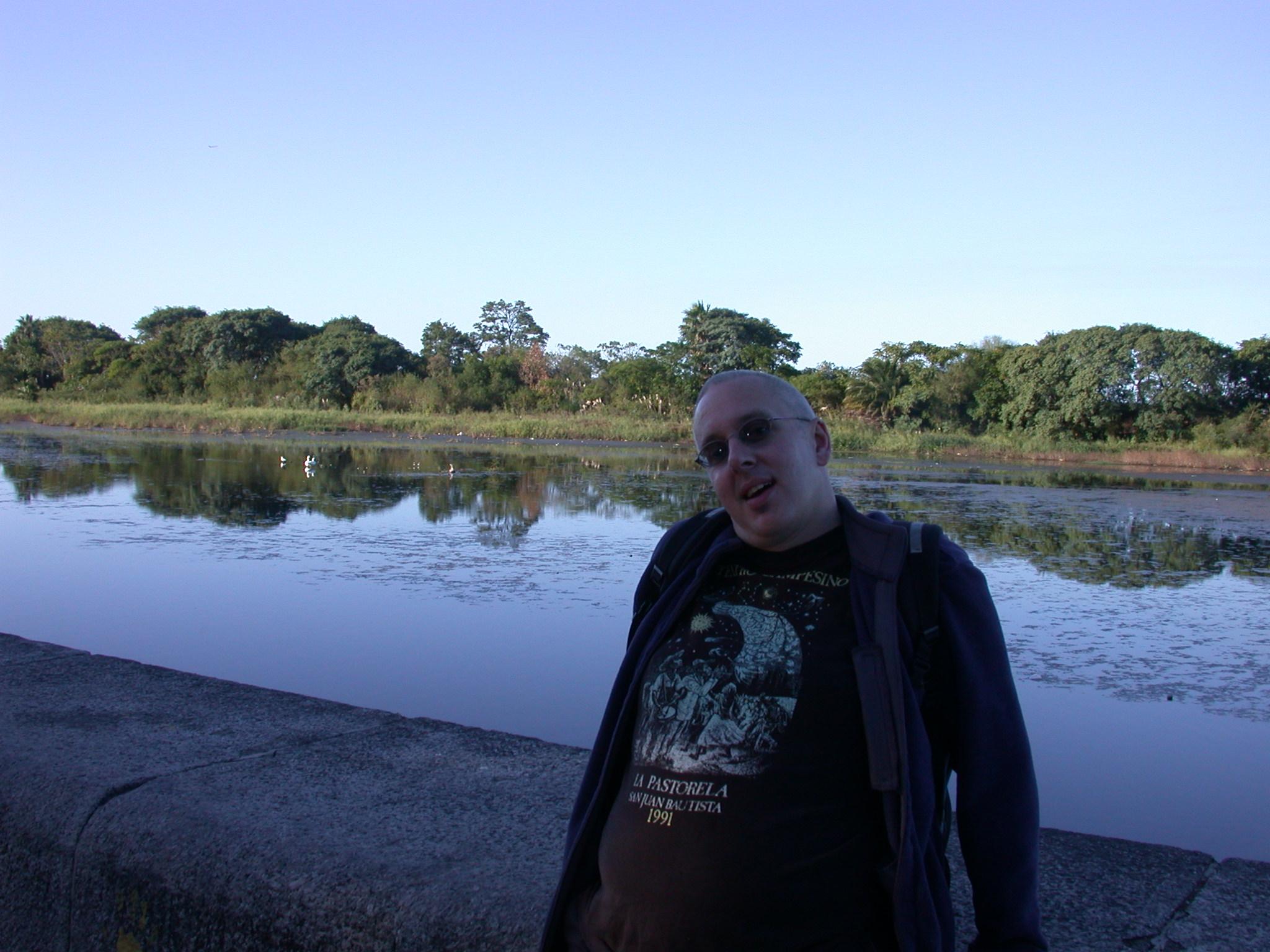 Jim e Sparklepants, Costanera Sur, Puerto Madero, Buenos Aires, Argentina