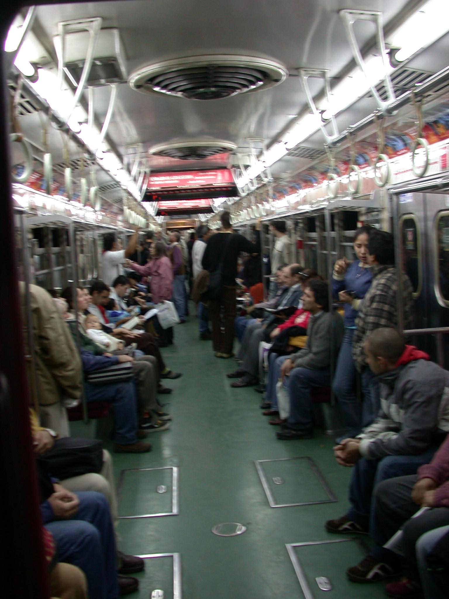 Subte (Metro), Buenos Aires, Argentina