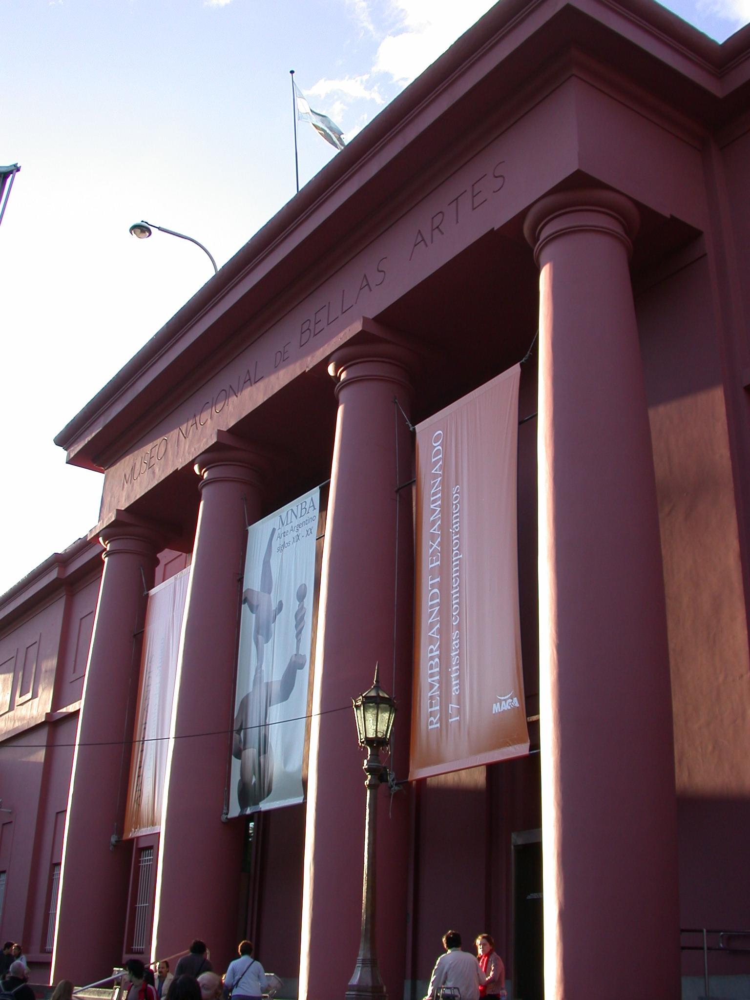 Museo de las Bellas Artes, Buenos Aires, Argentina