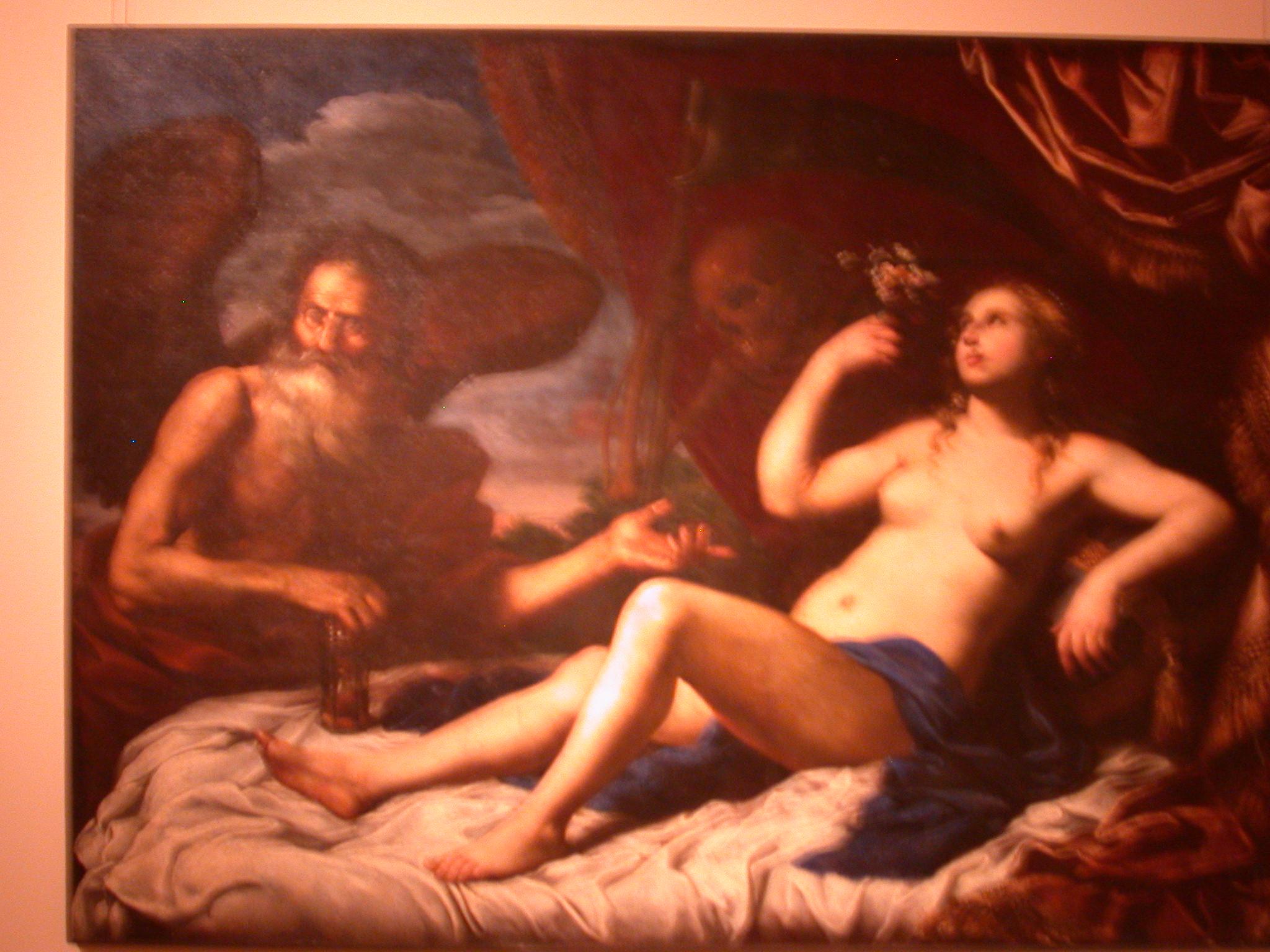 La Vanidad de la Vida, The Vanity of Life, Anonymous, Museo de las Bellas Artes, Buenos Aires, Argentina