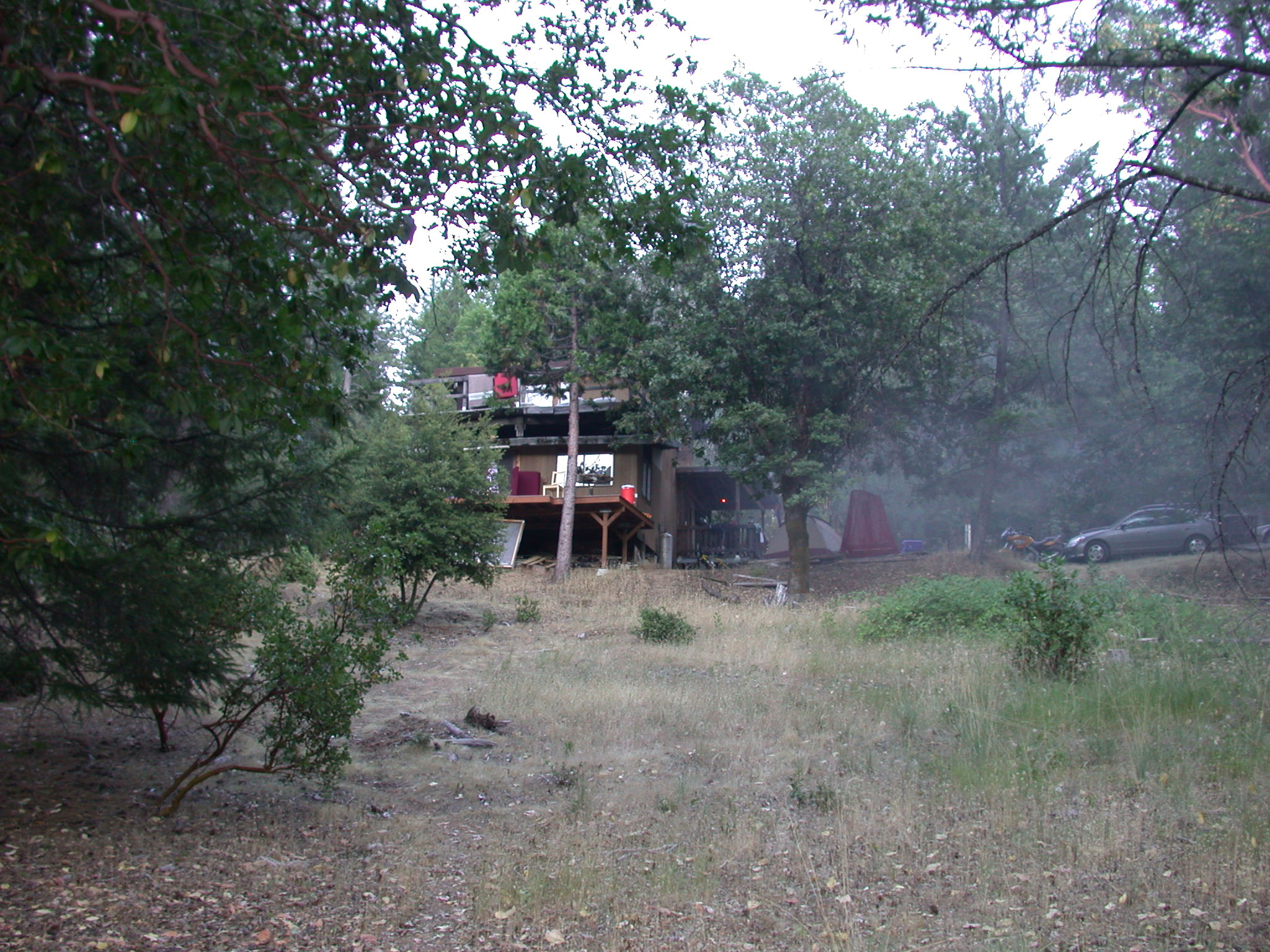 Covelo Cabin
