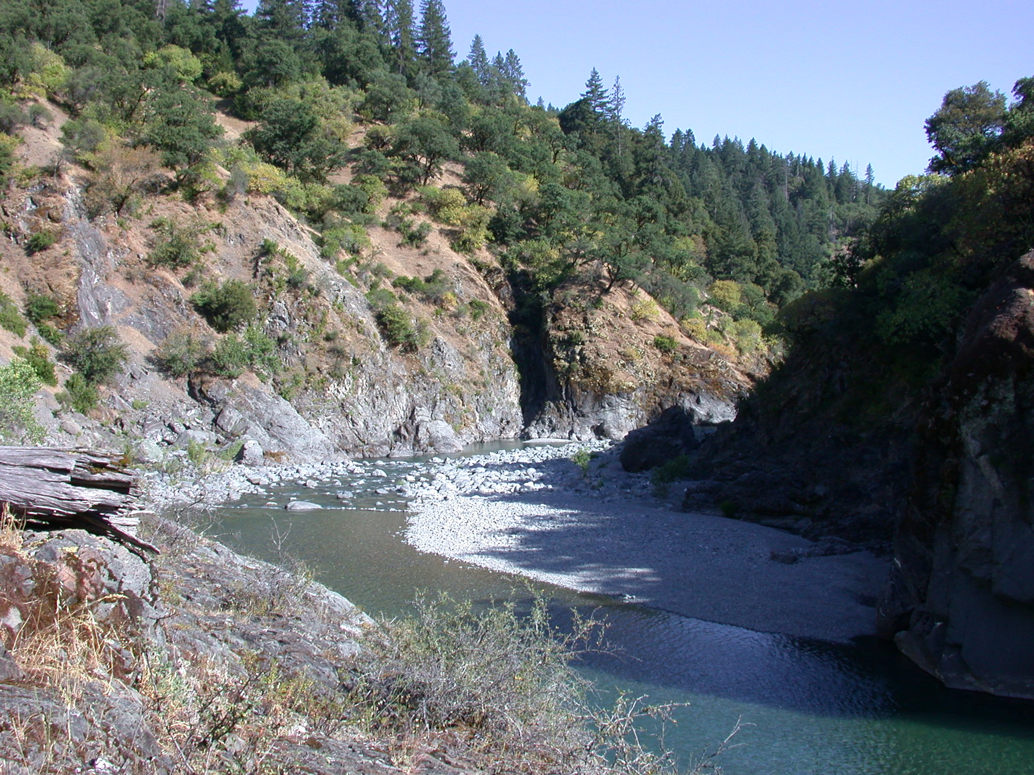 Eel River Camping Camping in Covelo: Par...