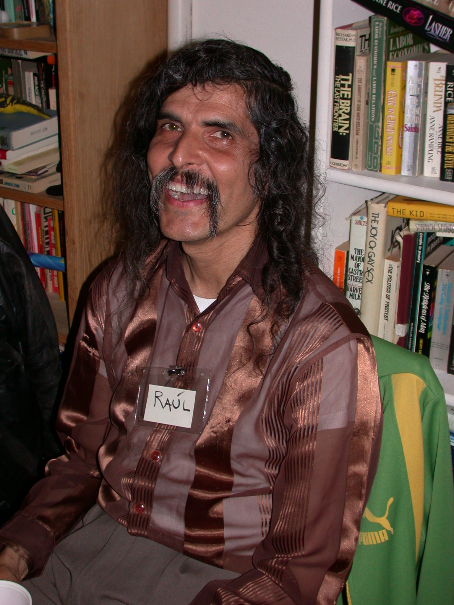 Raul Stunned