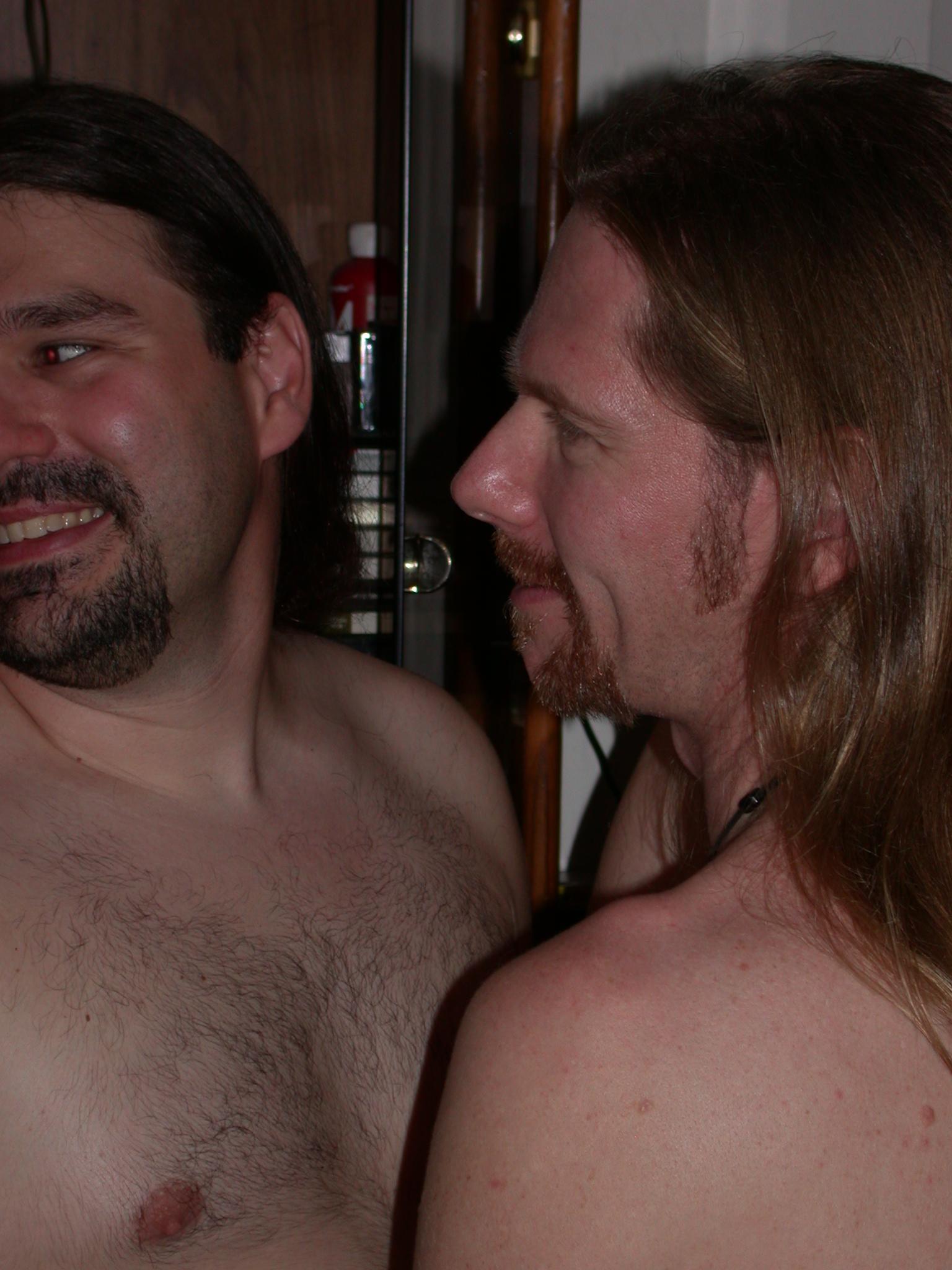 Half Brian and J Steve