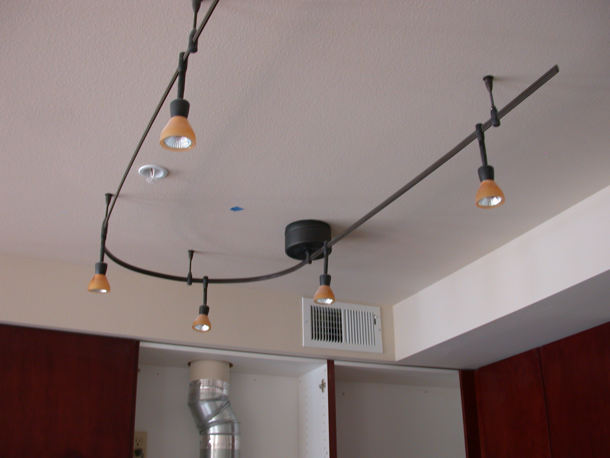 Ceiling Lighting for Kitchen of Moms Condominium