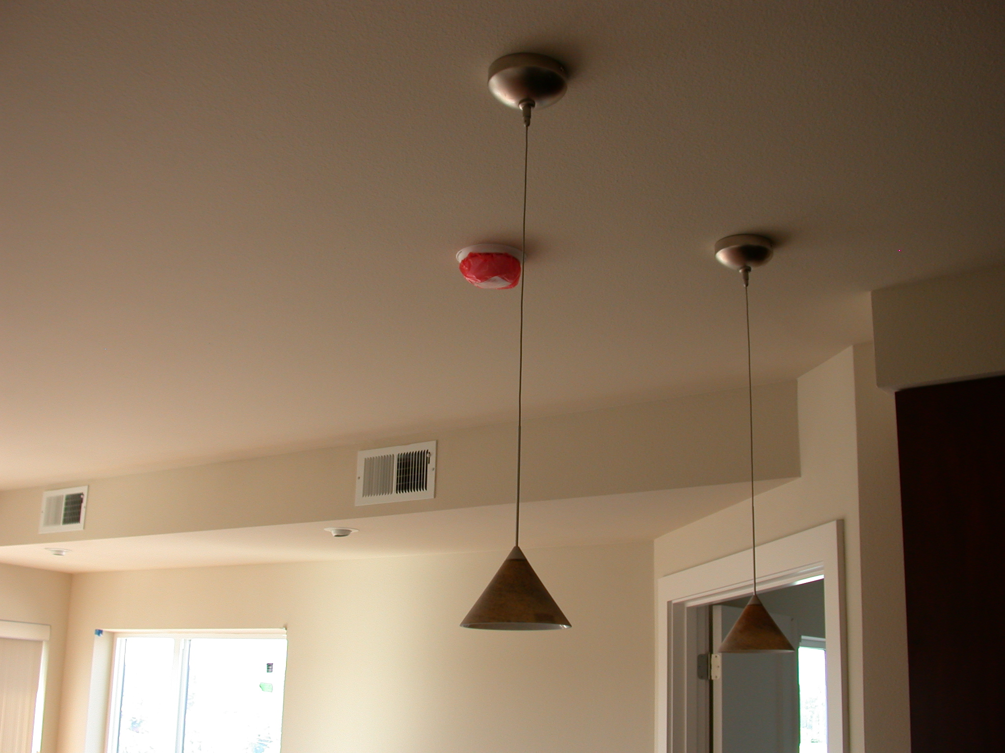 Ceiling Lighting for Living Room of Moms Condominium
