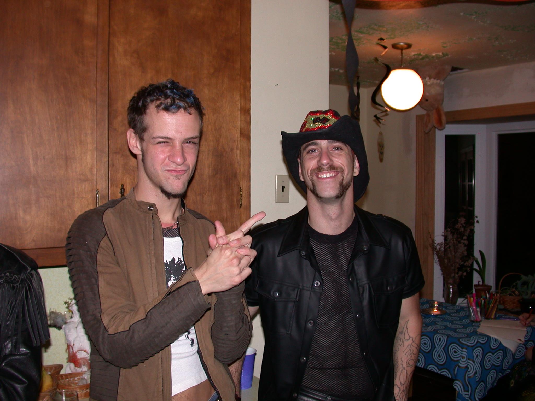 Jesse and J.B.