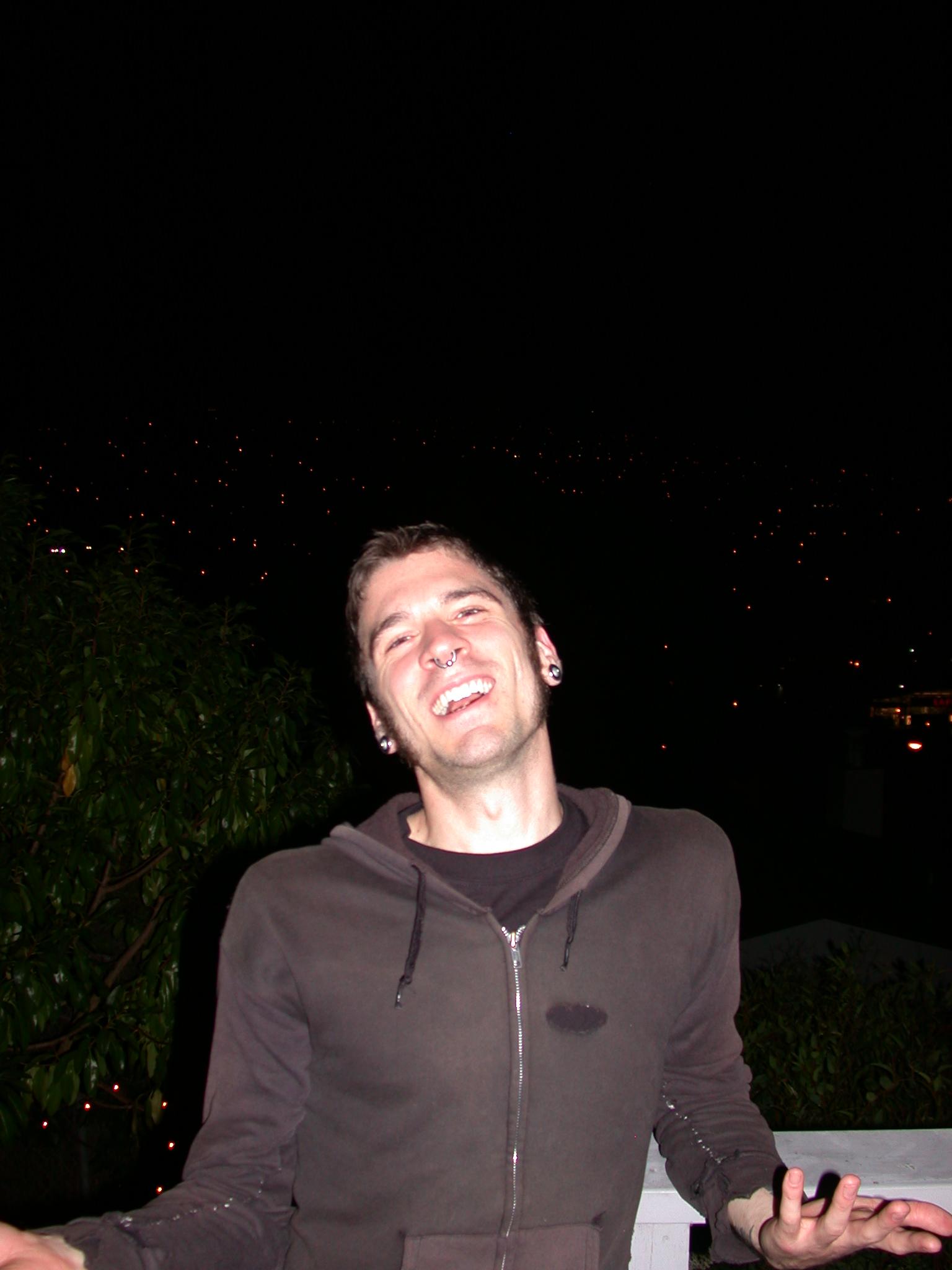 Steven Enjoying Life