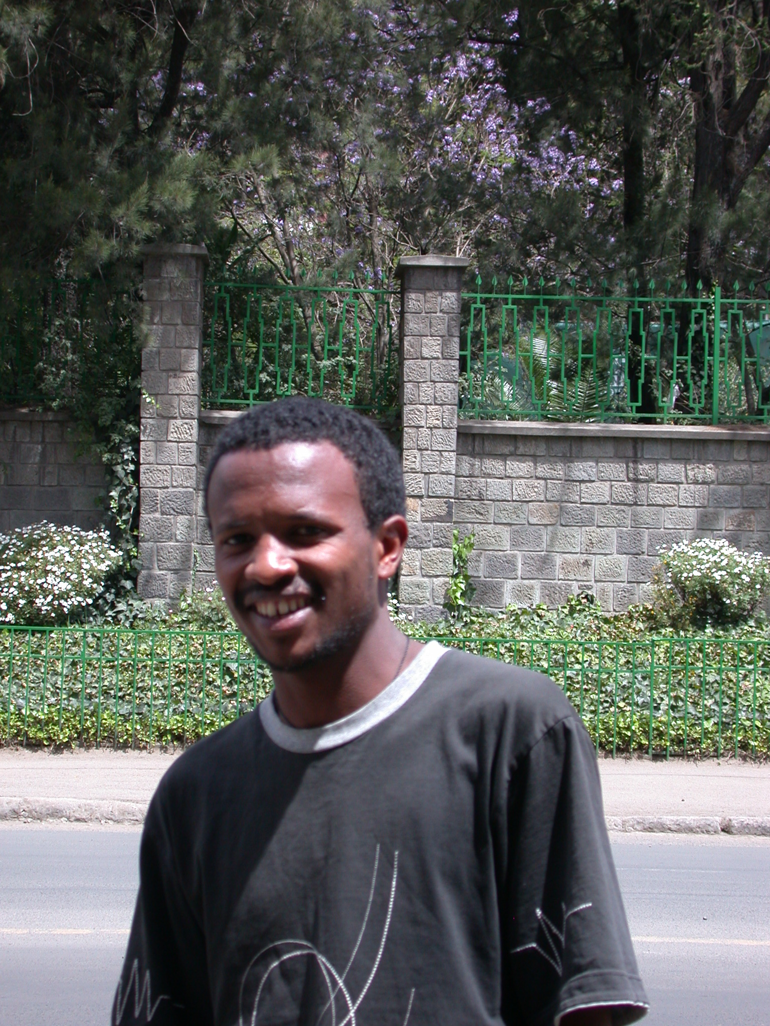 My Friend Paulos in Addis Abbaba