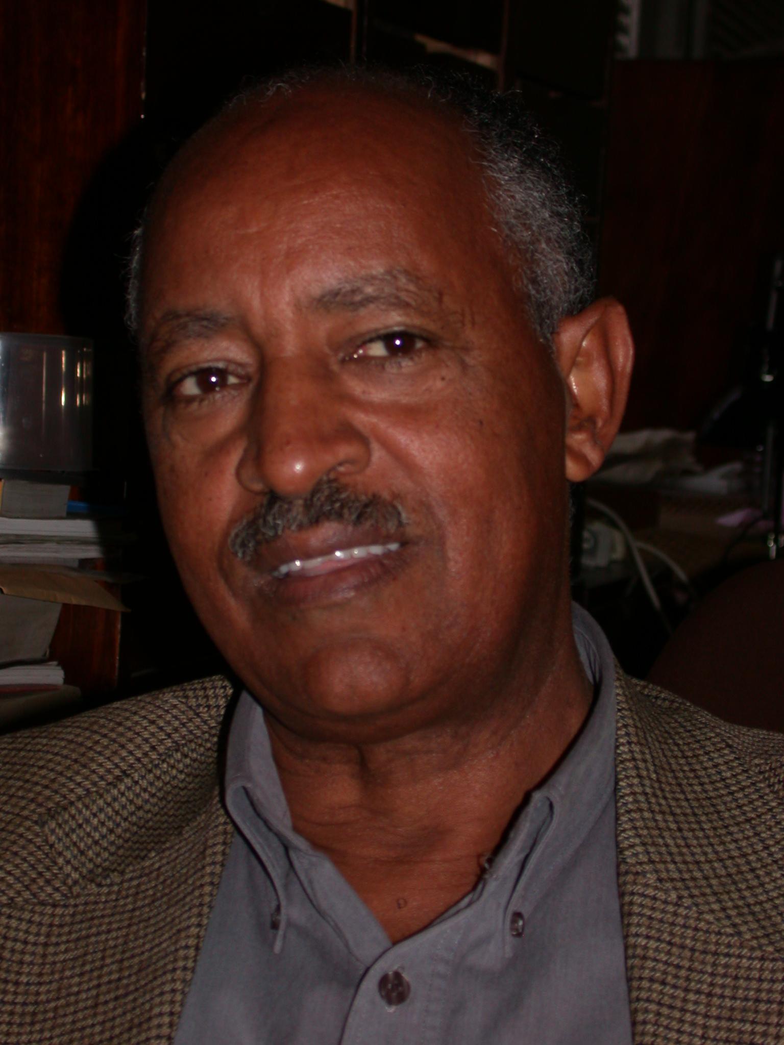 Dr. Berhane Asfaw, Ethiopian Archaeologist