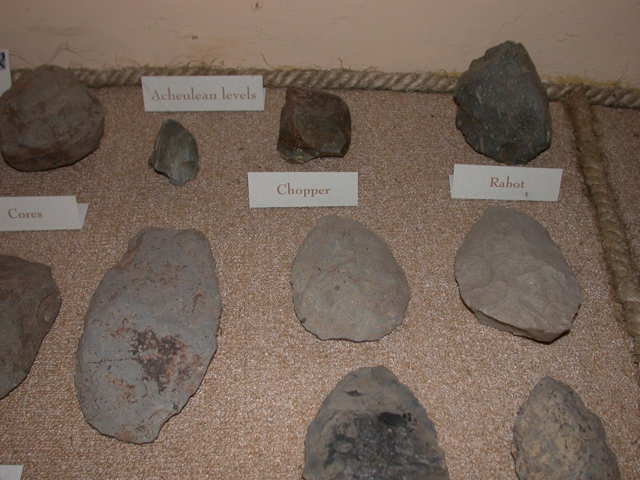 Garba III Tools Part V, Melka Kunture, Ethiopia