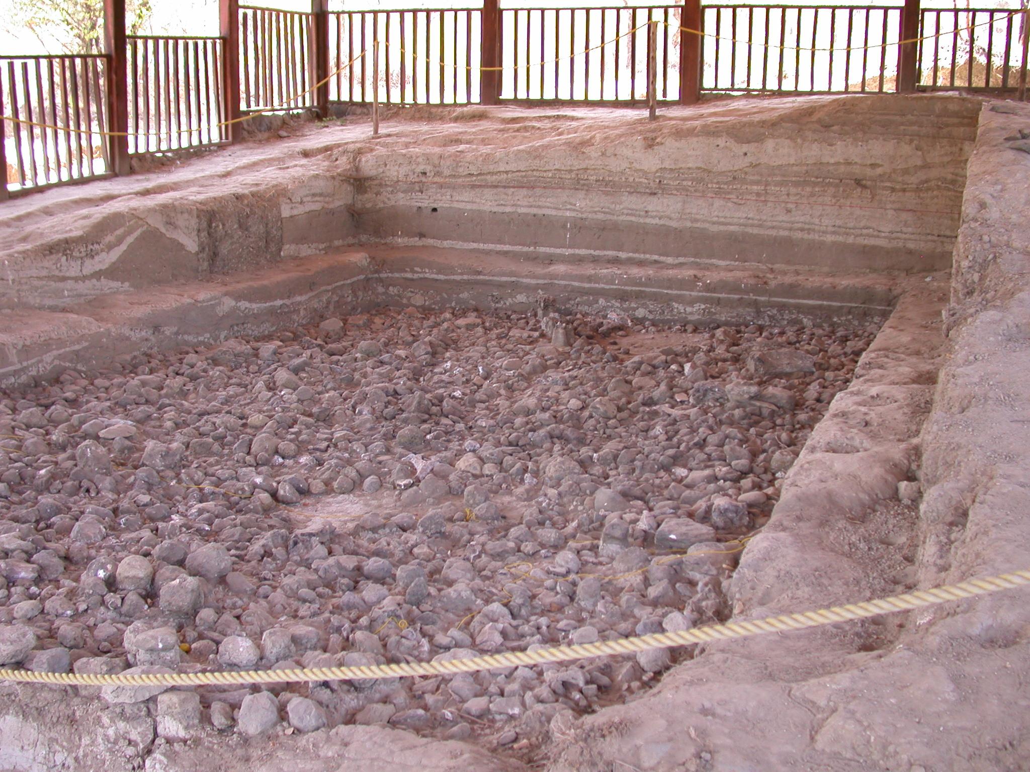 Excavation Site, Melka Kunture, Ethiopia