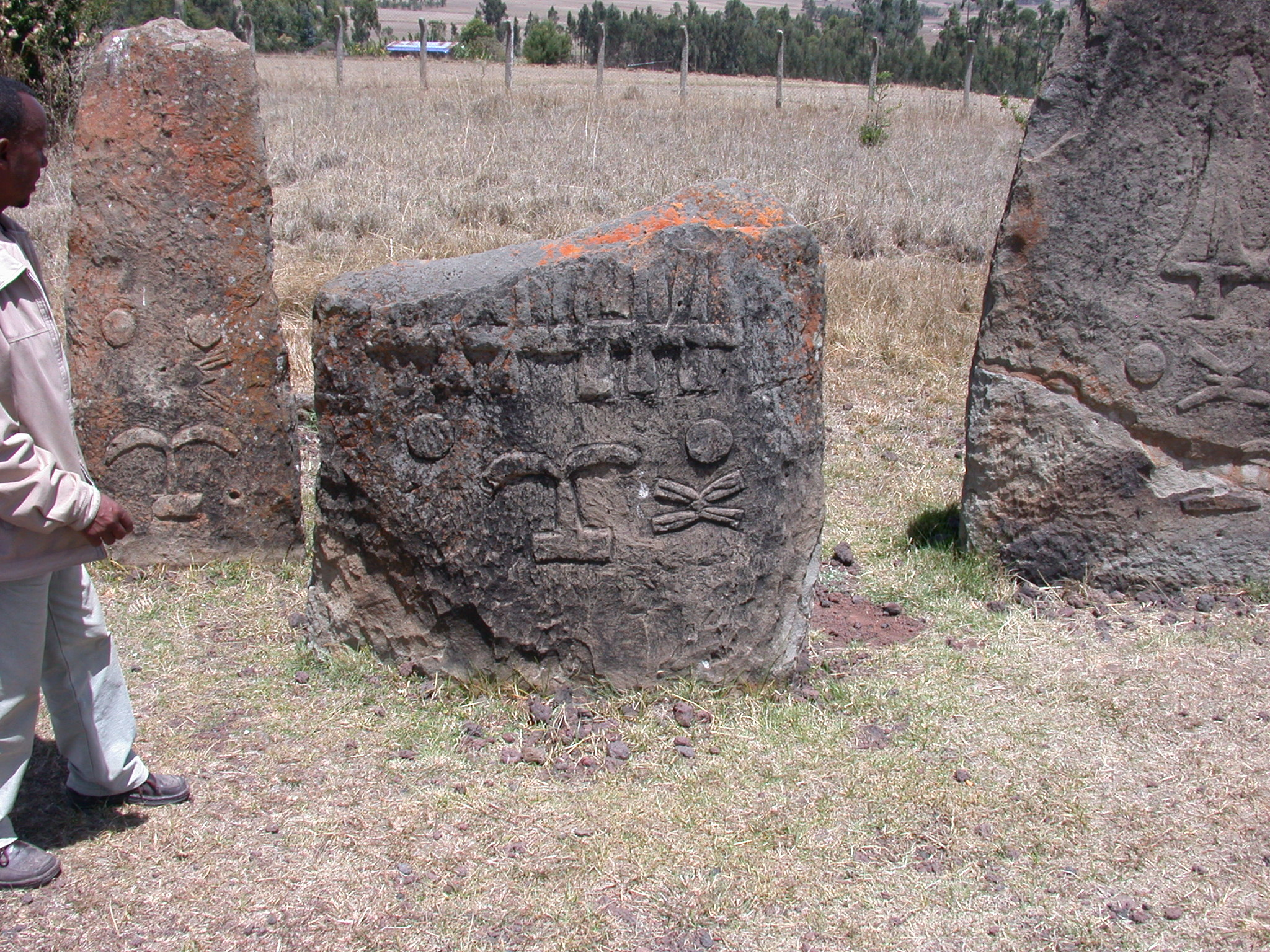 Stelae, Tiya, South of Addis Ababa, Ethiopia