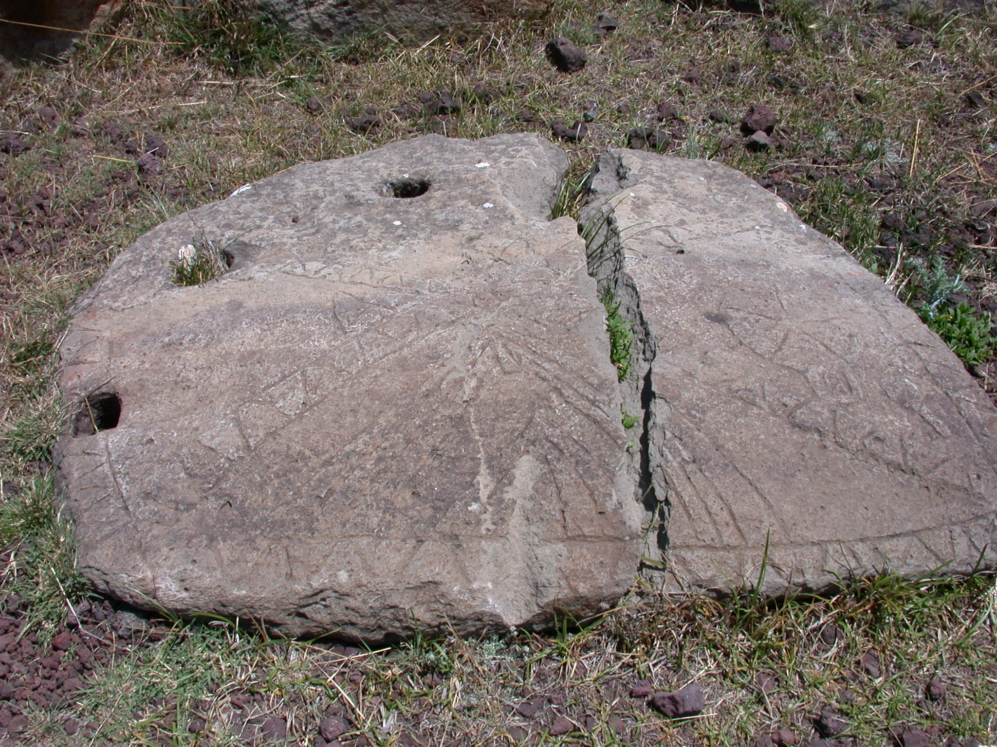 Different Type of Stela, Tiya, South of Addis Ababa, Ethiopia