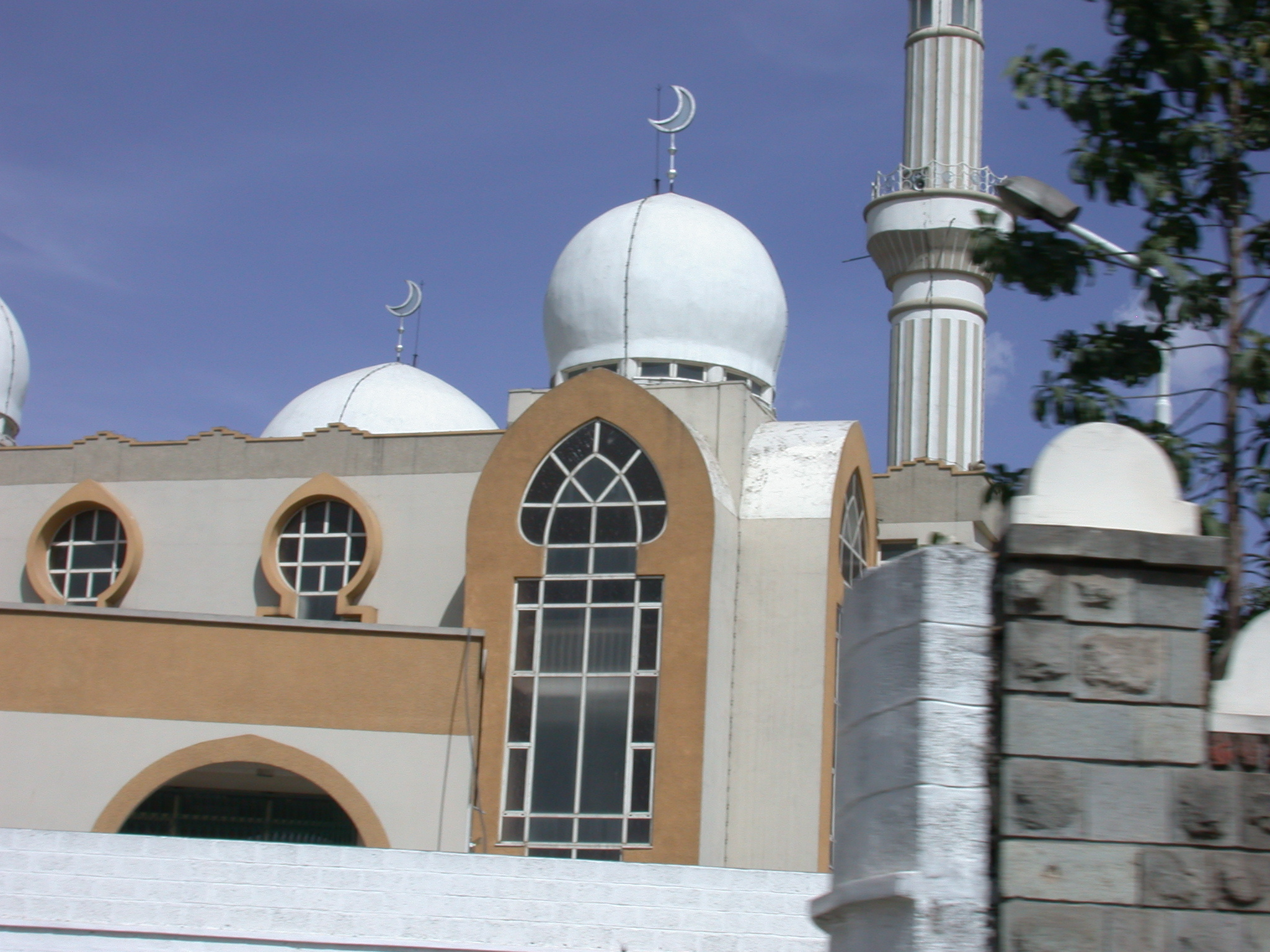 Mosque in Addis Ababa, Ethiopia