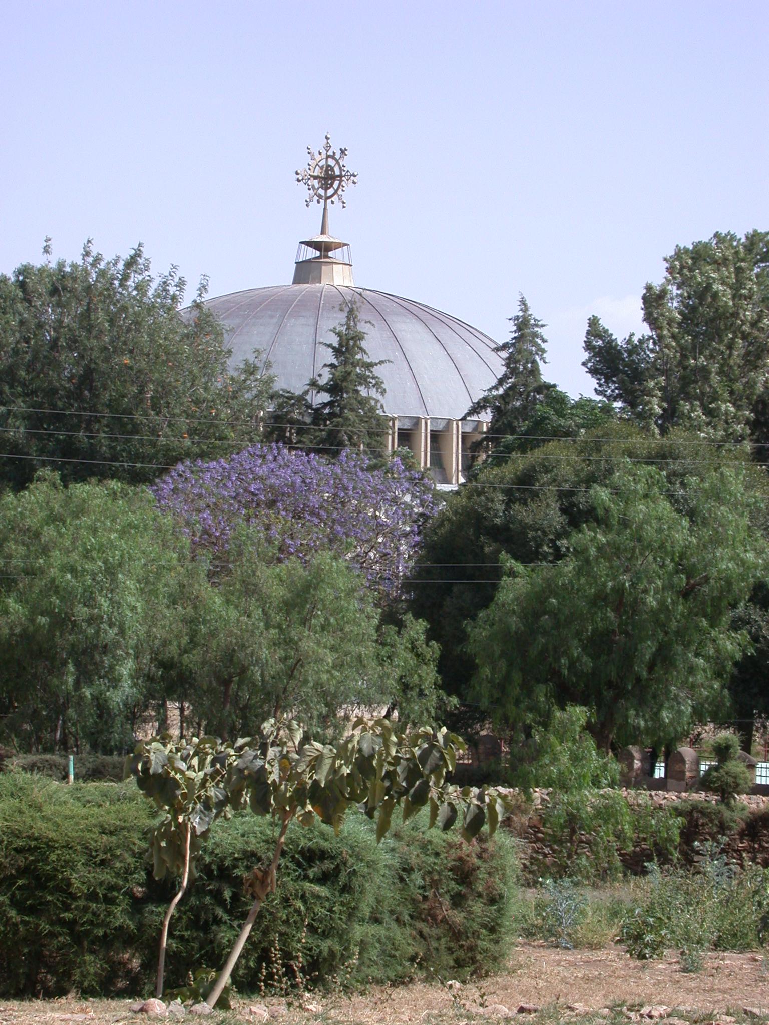 Ethiopian Orthodox Church, Axum, Ethiopia