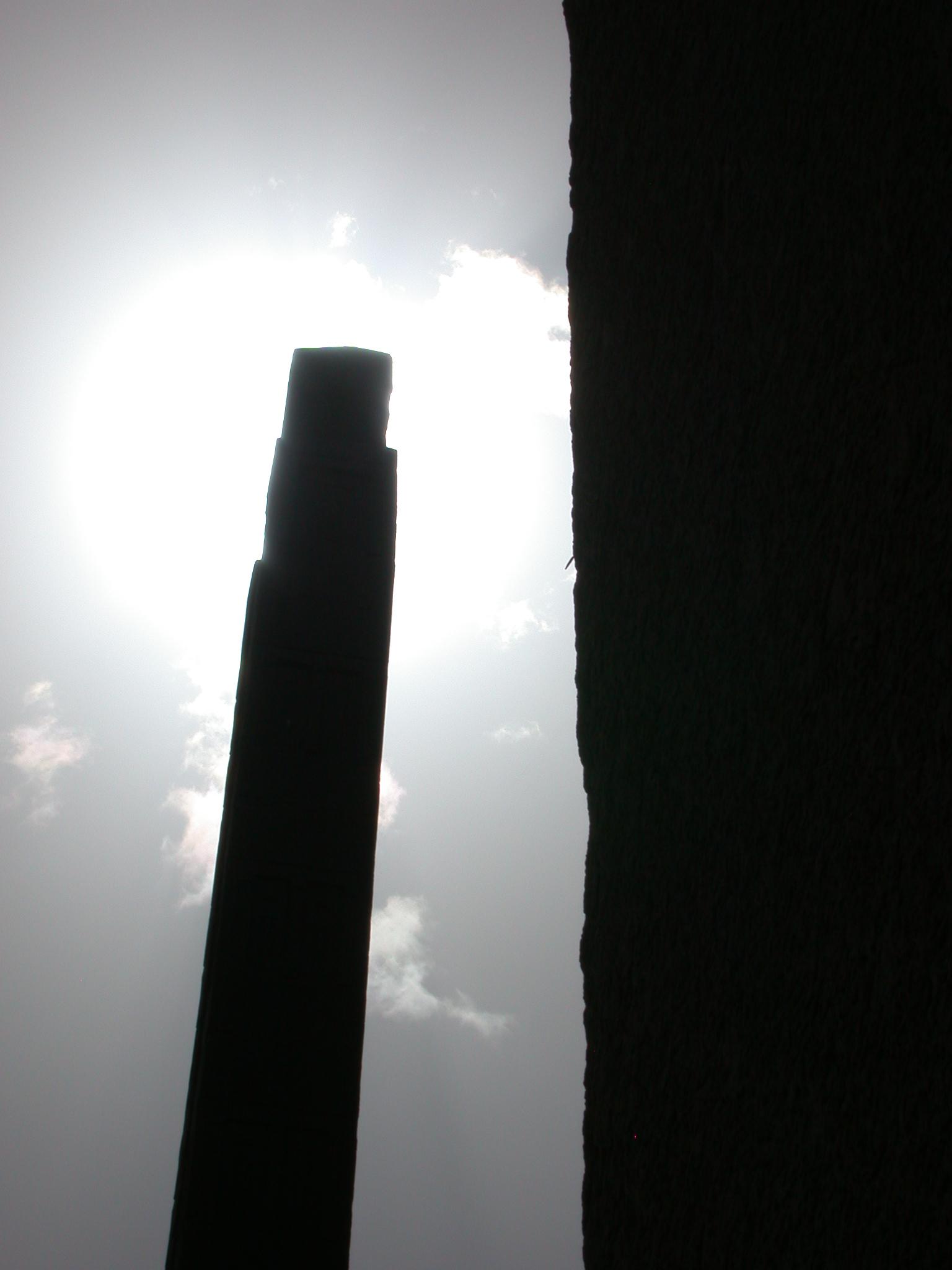 Obelisks, Axum, Tigrai, Ethiopia