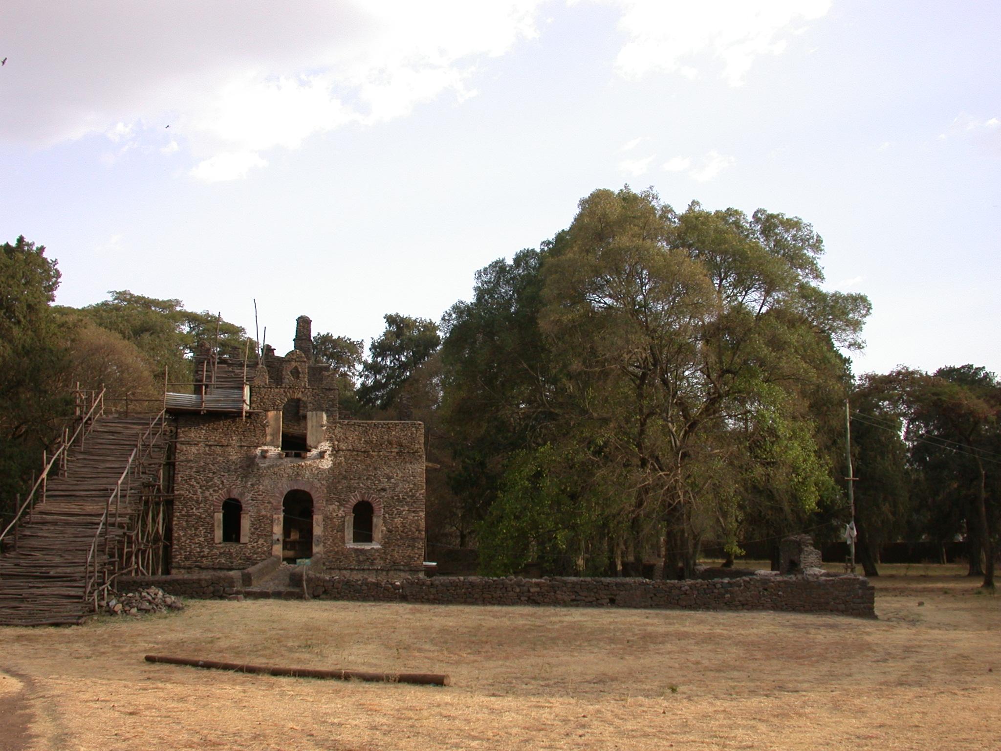 Fasilidas Pool, Gonder, Ethiopia