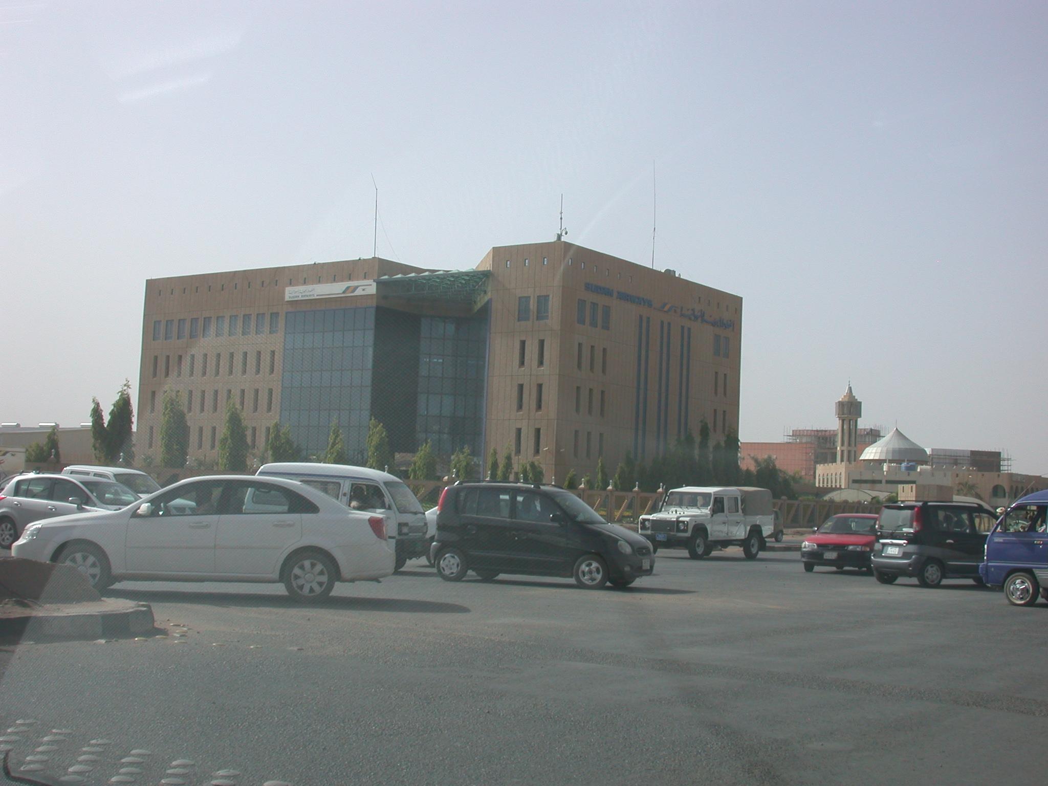 City Scene, Khartoum, Sudan