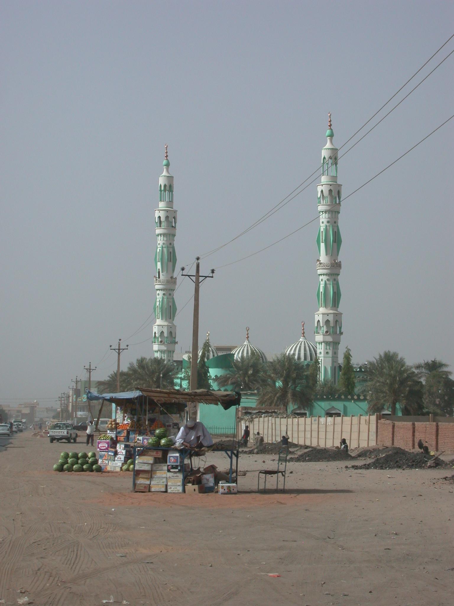 Mosque, Khartoum, Sudan