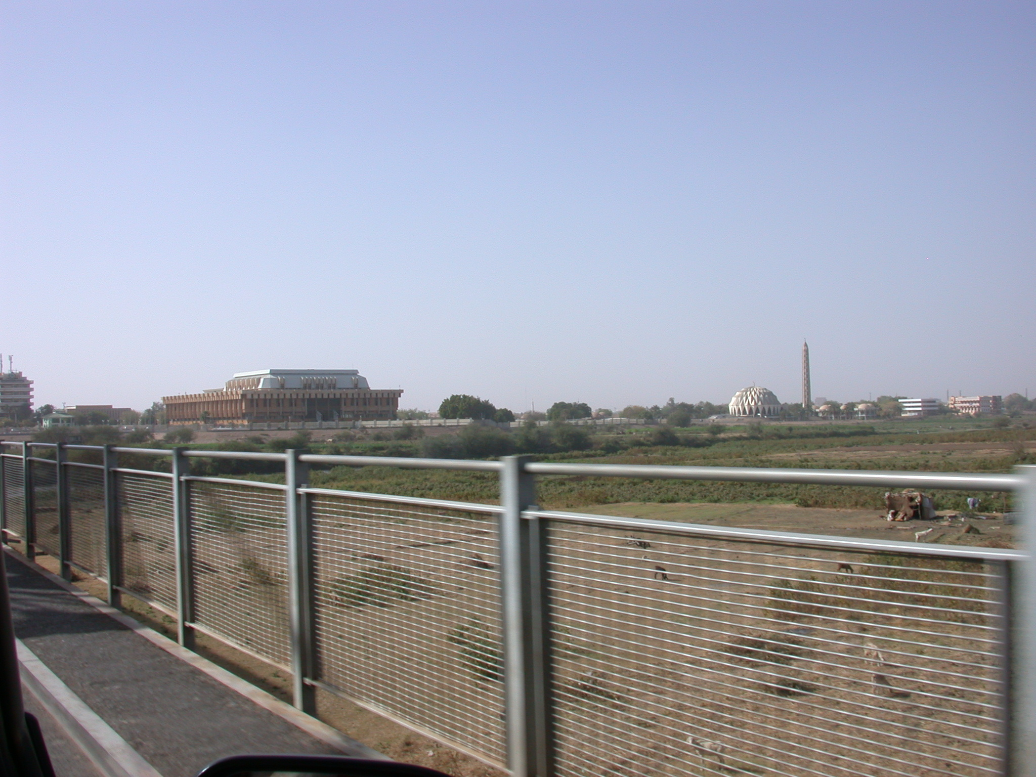 Sudan Parliament, Banks of Nile, Omdurman, Sudan