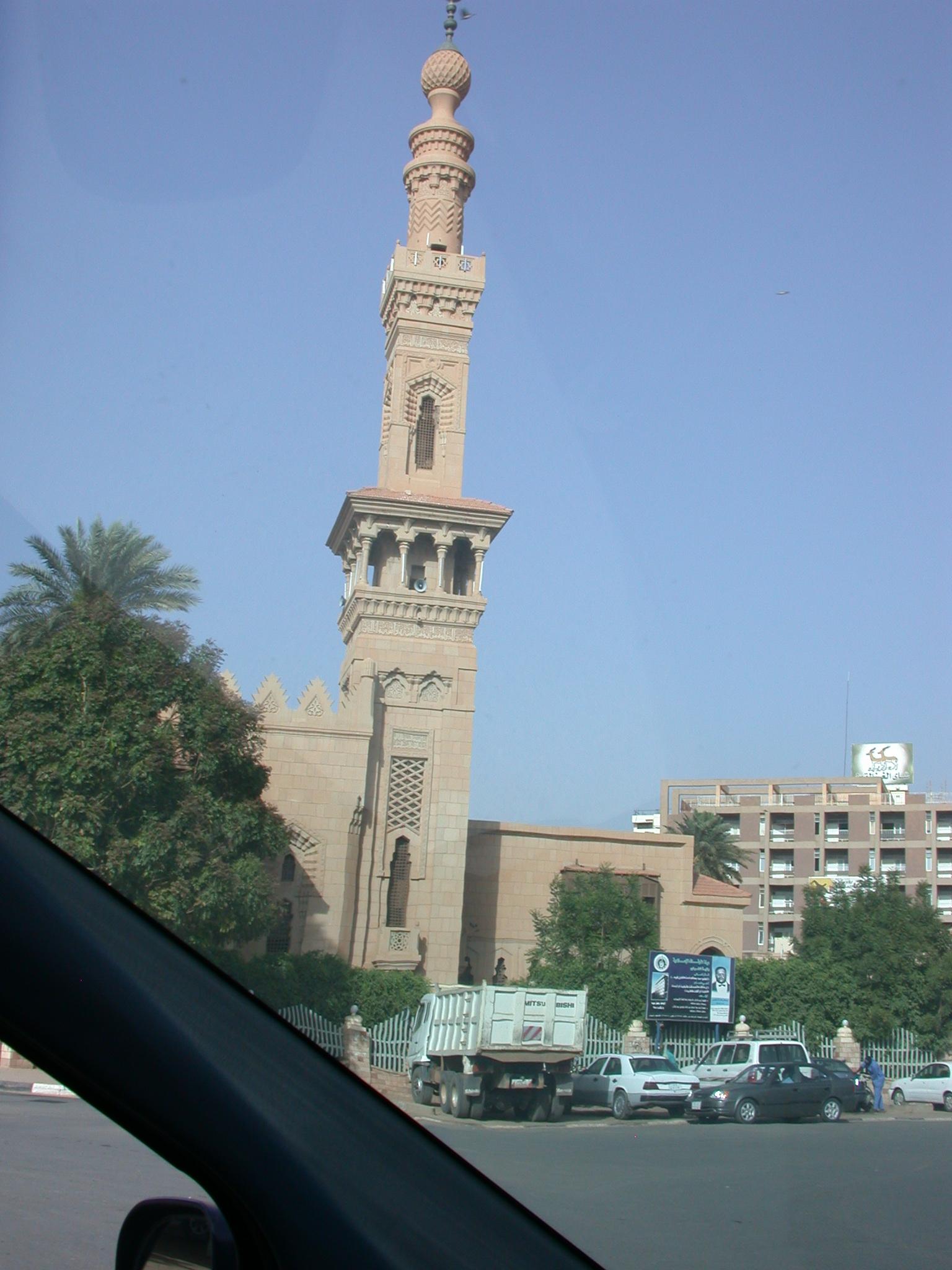 Old Mosque, Khartoum, Sudan