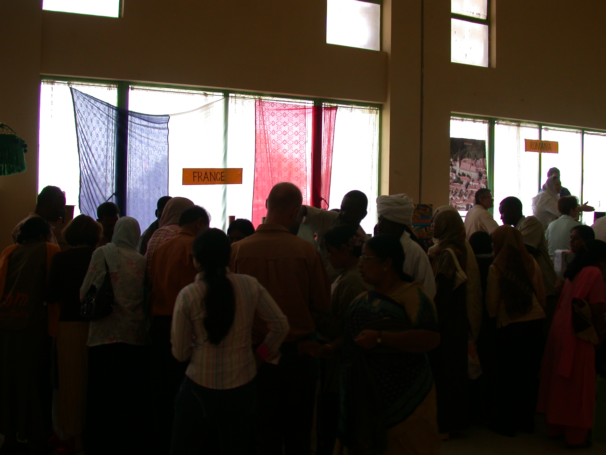 International Charity Fair, Khartoum, Sudan