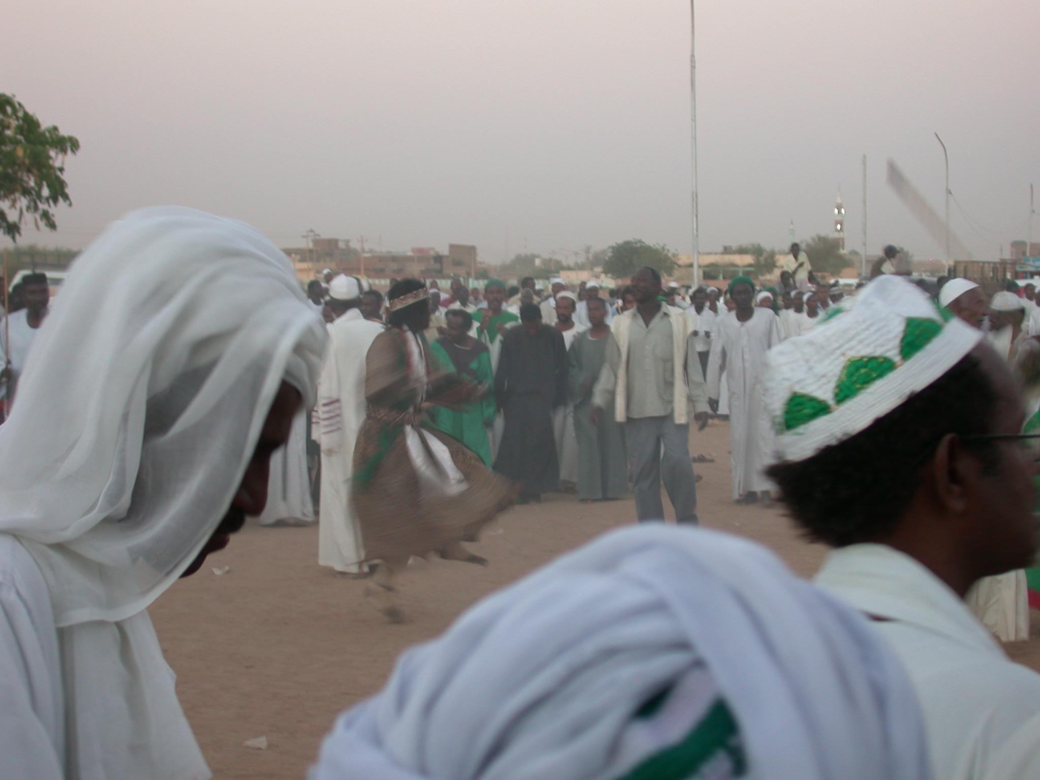 Sufi Dancing, Omdurman, Sudan