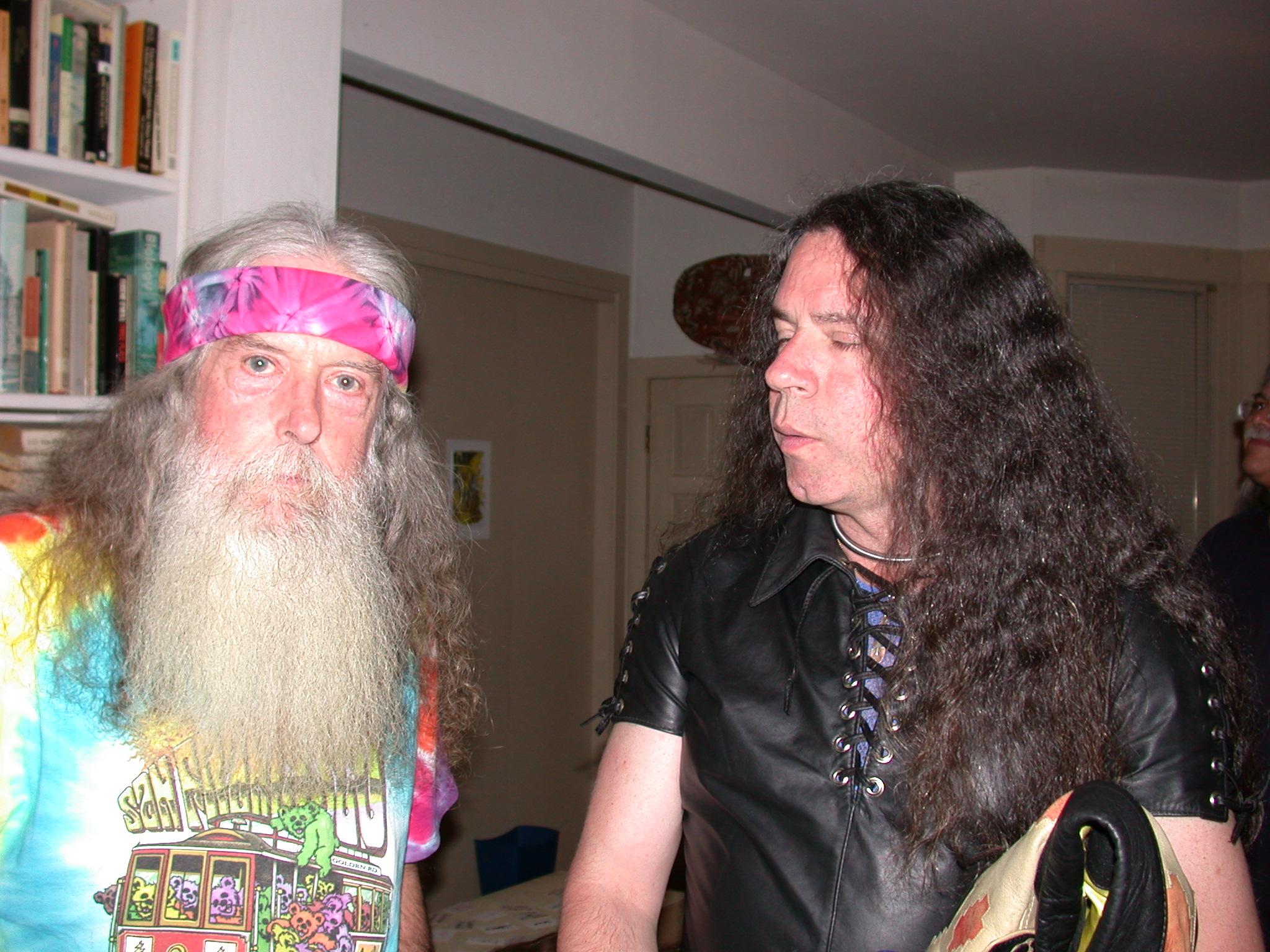 Bill and Bryan