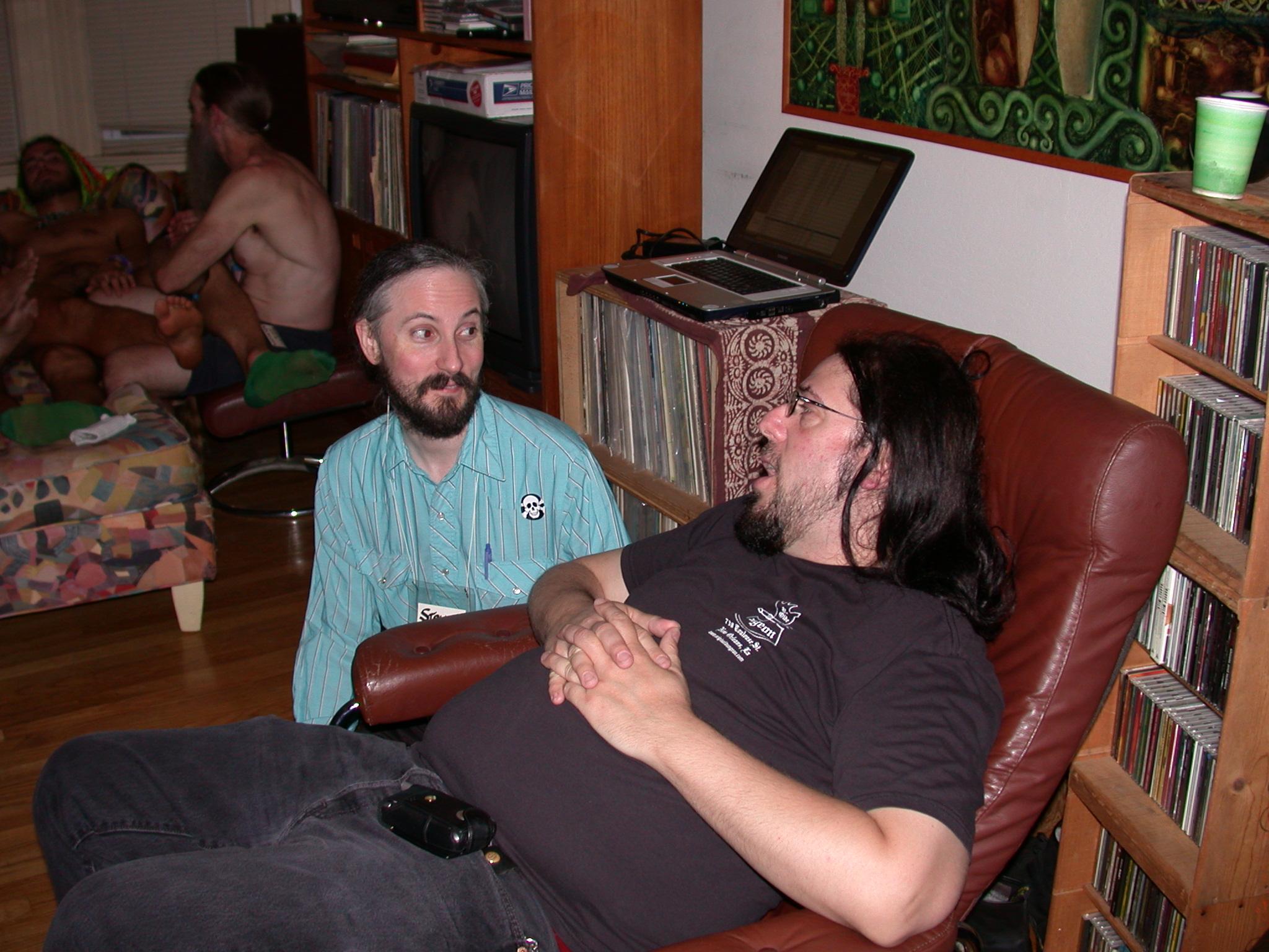 Stewart and Herb