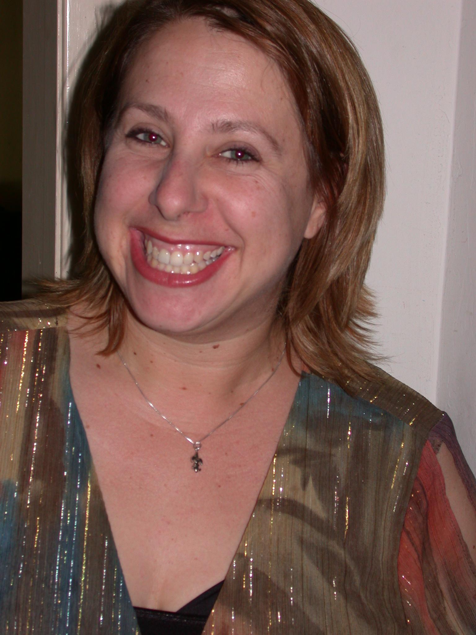 Heidi Smiling
