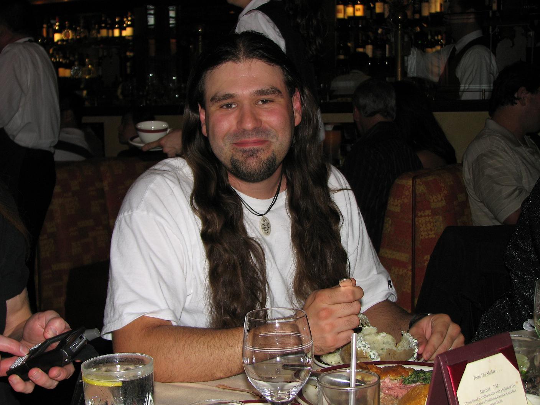 Brian at Carnivore Restaurant