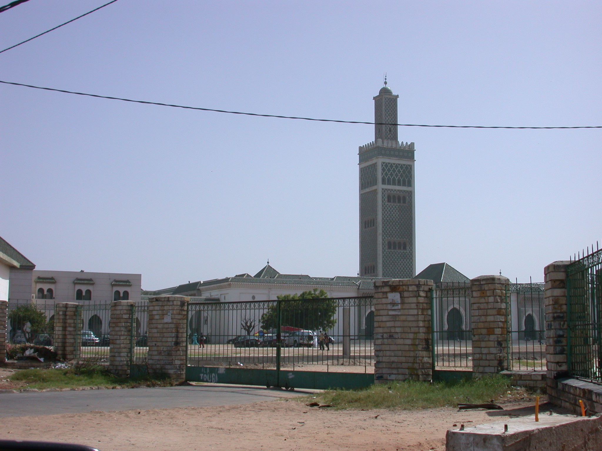 Grand Mosque, Dakar, Senegal
