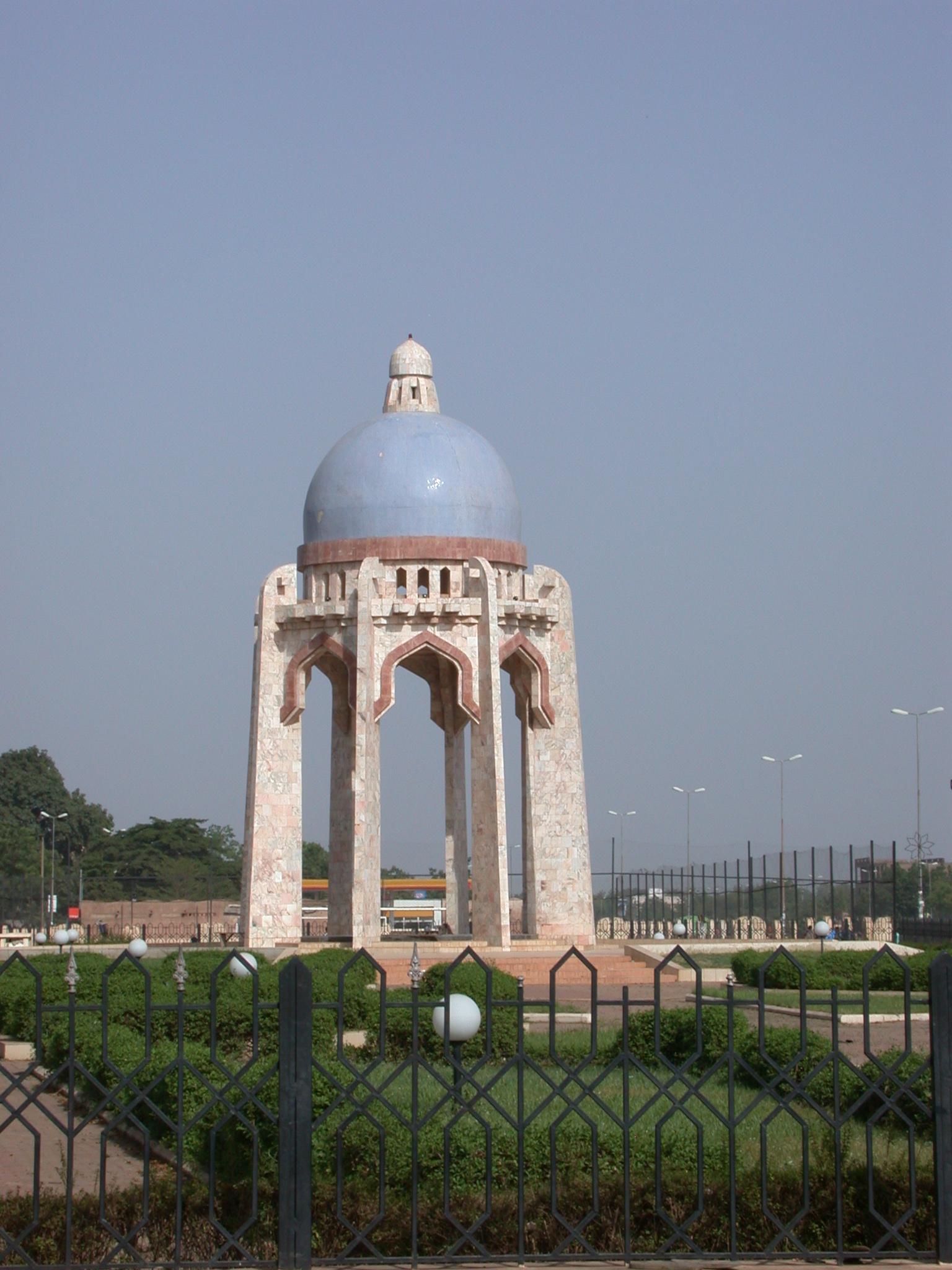 Monument, Bamako, Mali