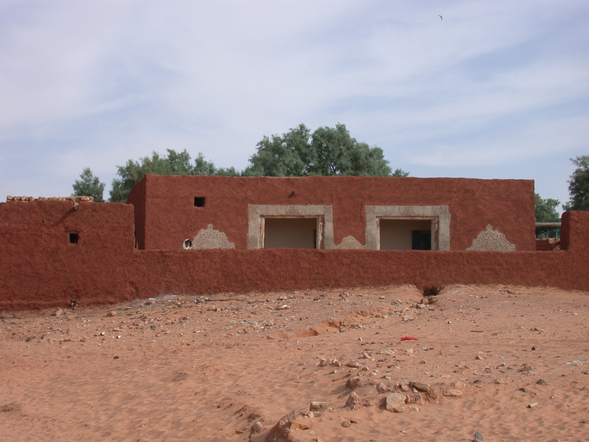 Hotel in Ancient City of Oulata, Mauritania