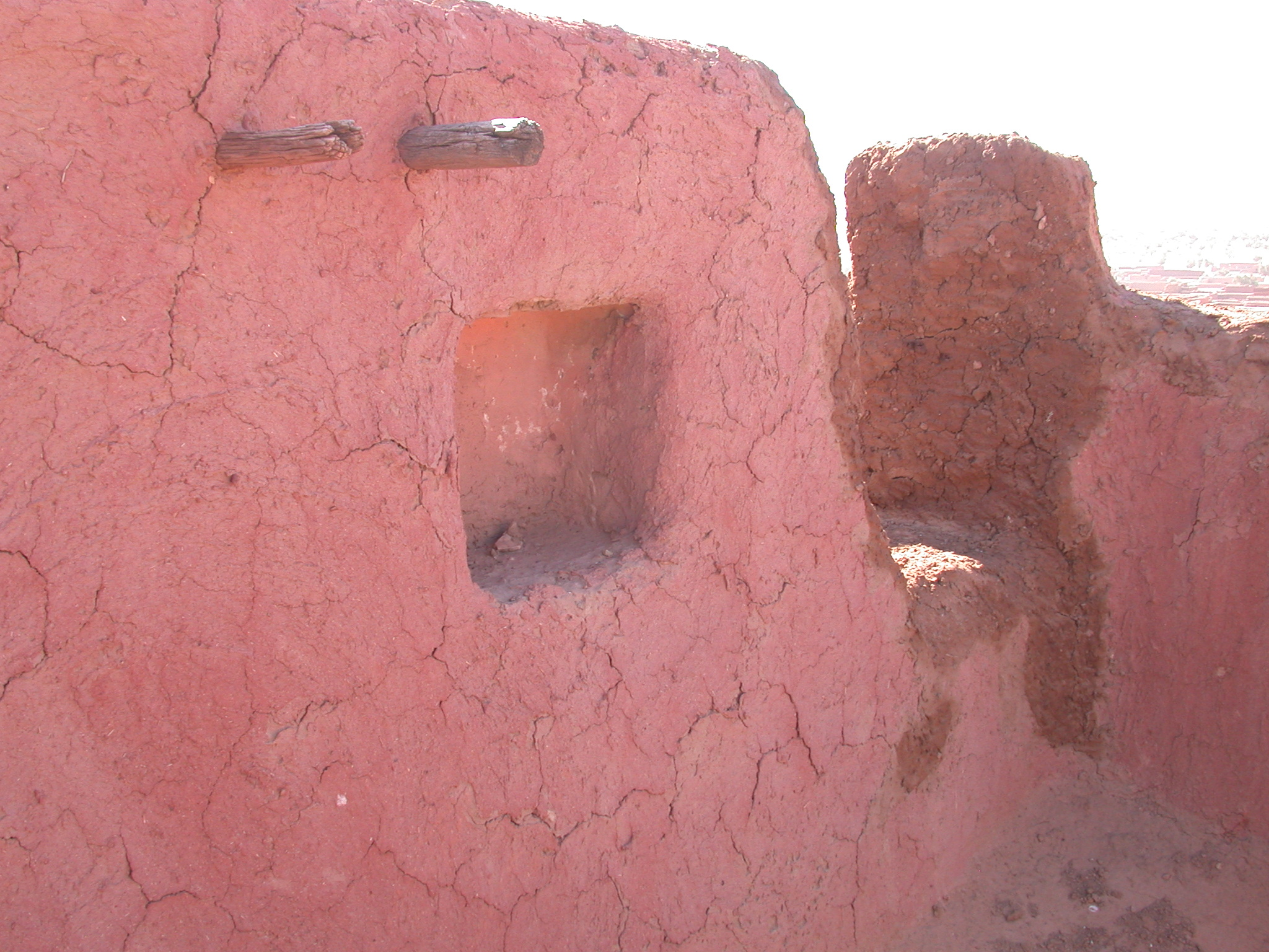 Home in Ancient City of Oualata, Mauritania