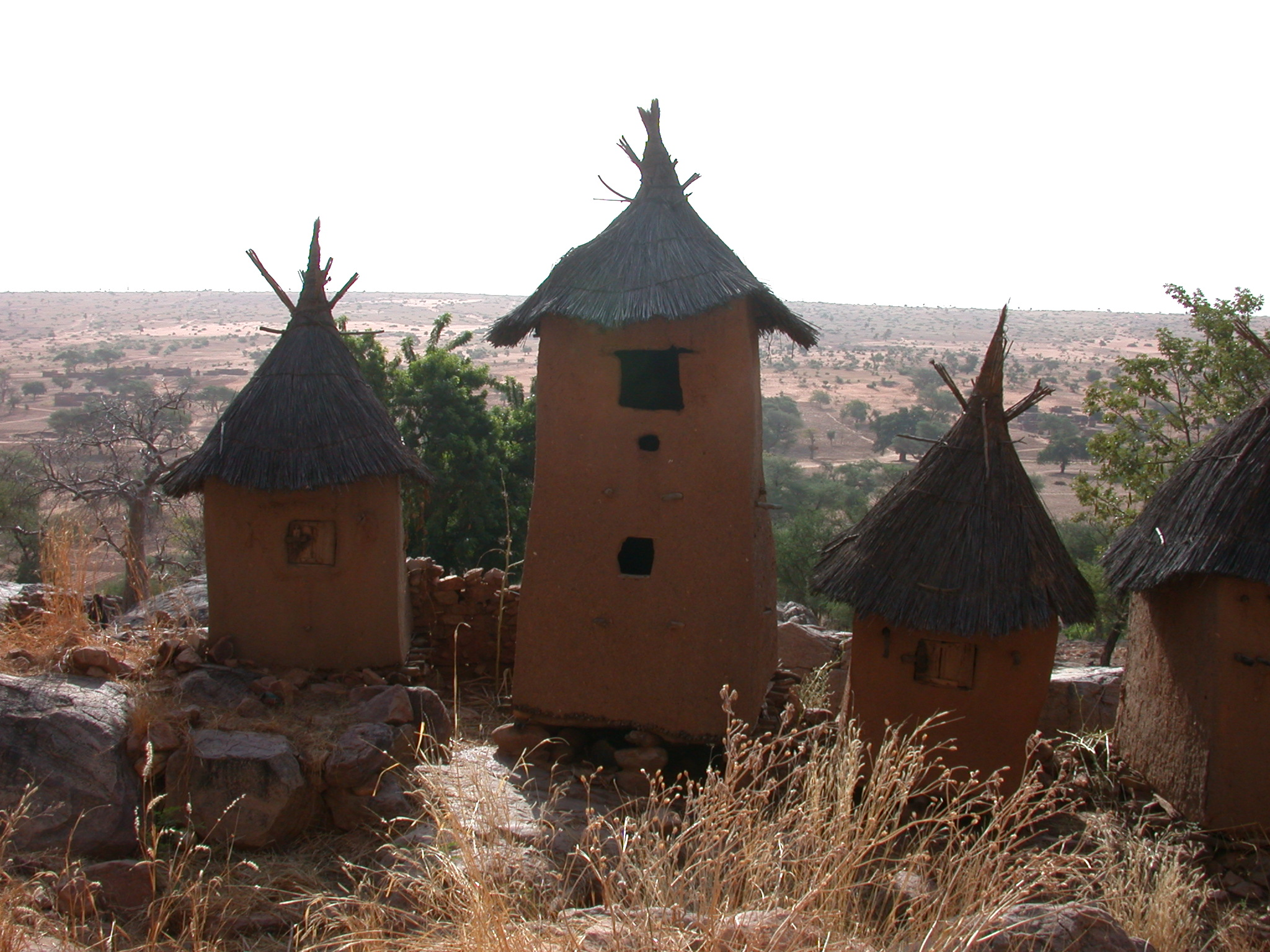 Ennde Village, Dogon Country, Mali