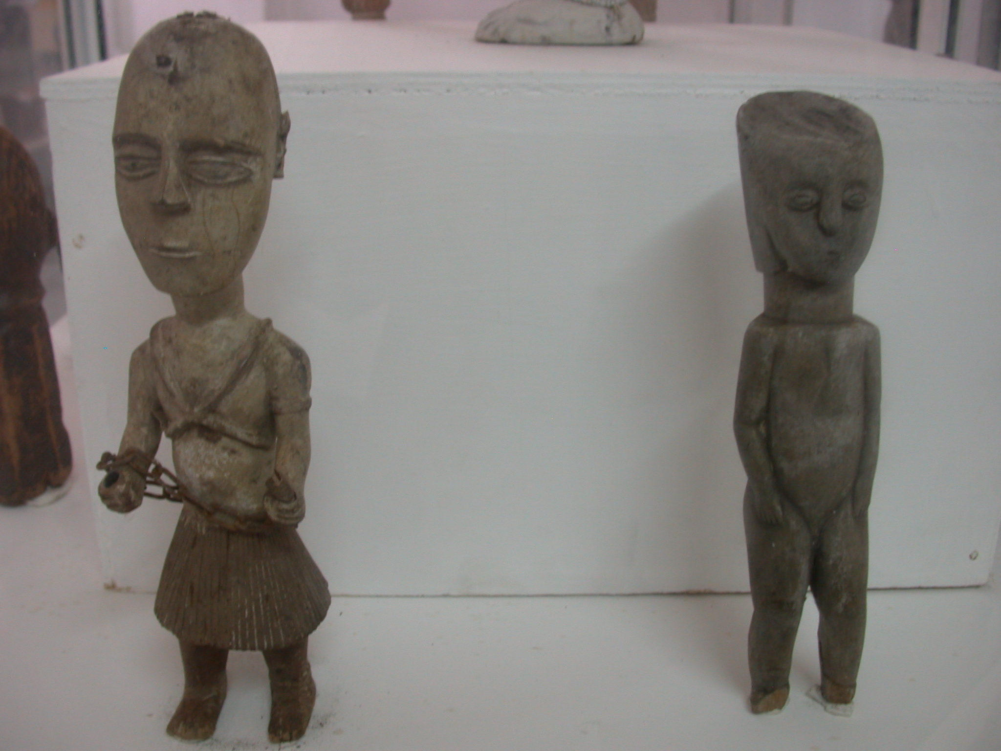 Ritual Dolls, National Museum, Accra, Ghana