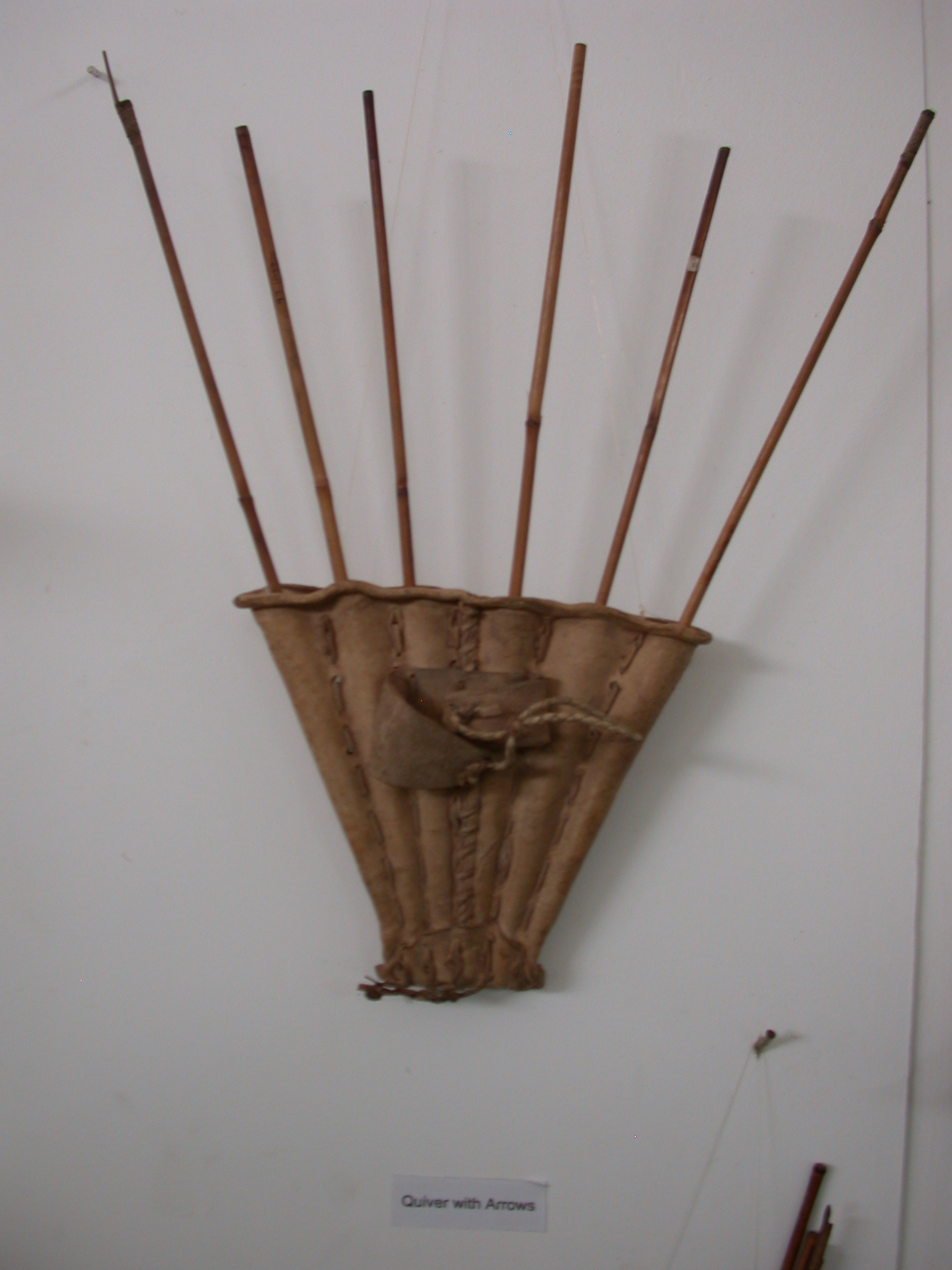 Quiver With Arrows, National Museum, Accra, Ghana