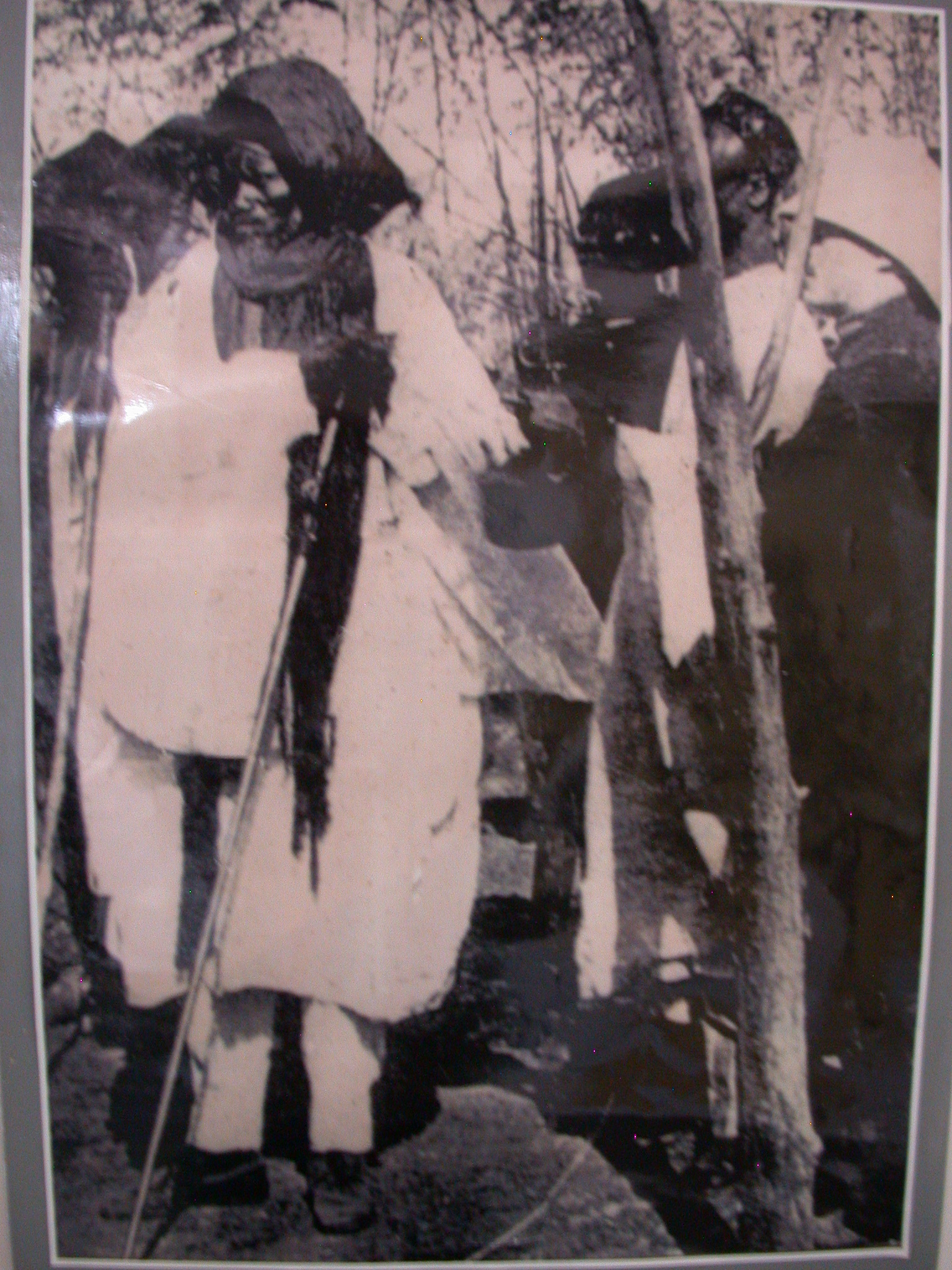 Picture of Slave Raider Samory Toure, National Museum, Accra, Ghana