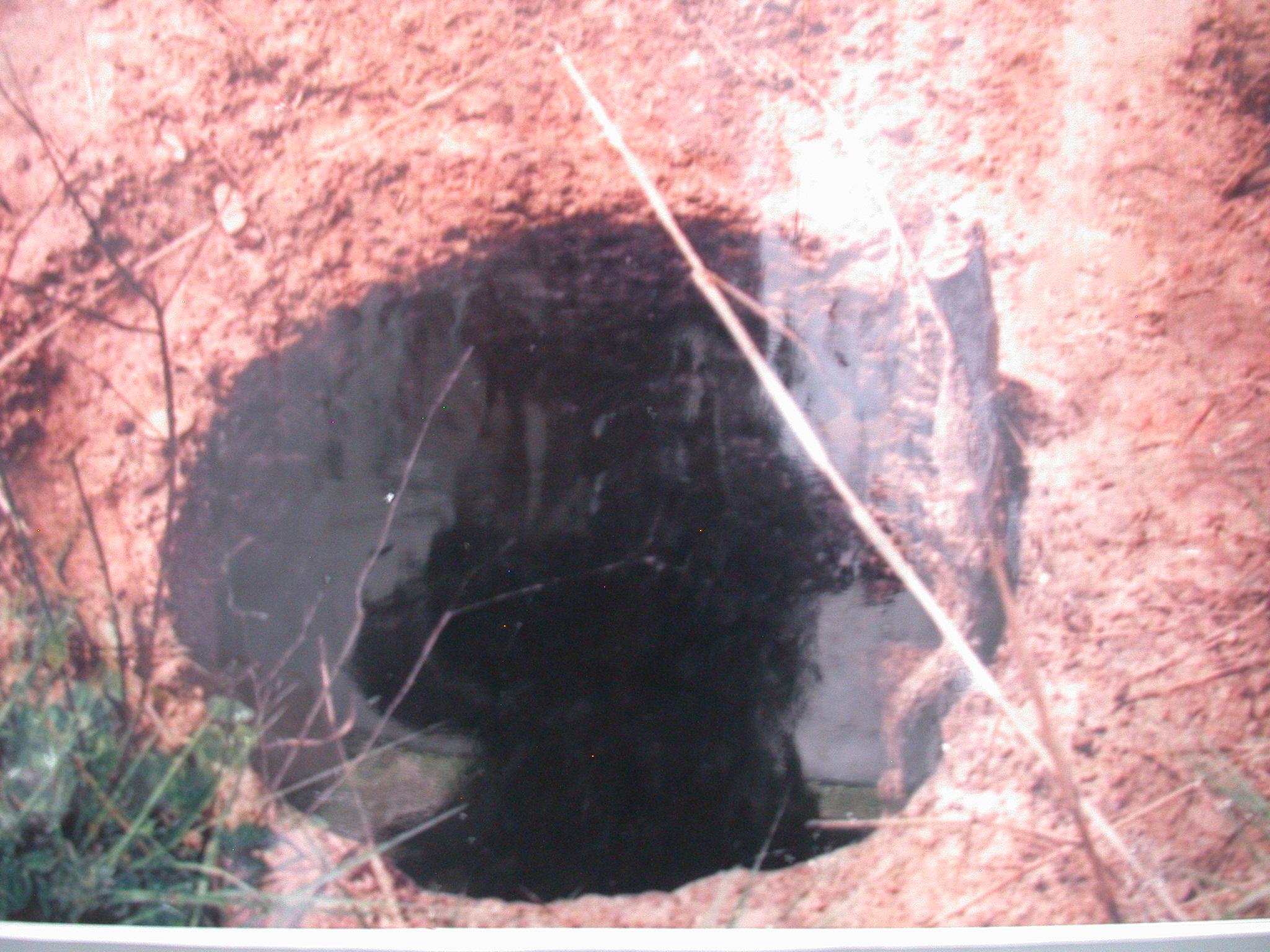 Slave Cistern at Salaga, National Museum, Accra, Ghana