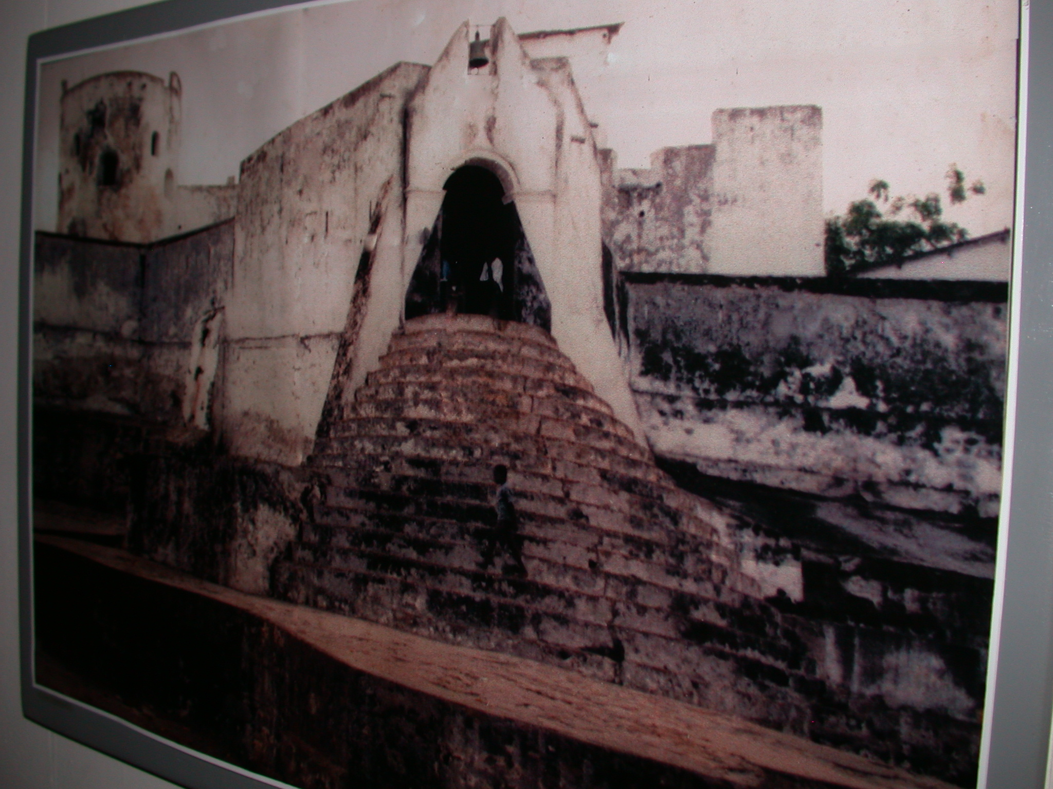 Picture of Fort St. Sebastian in Shama, National Museum, Accra, Ghana