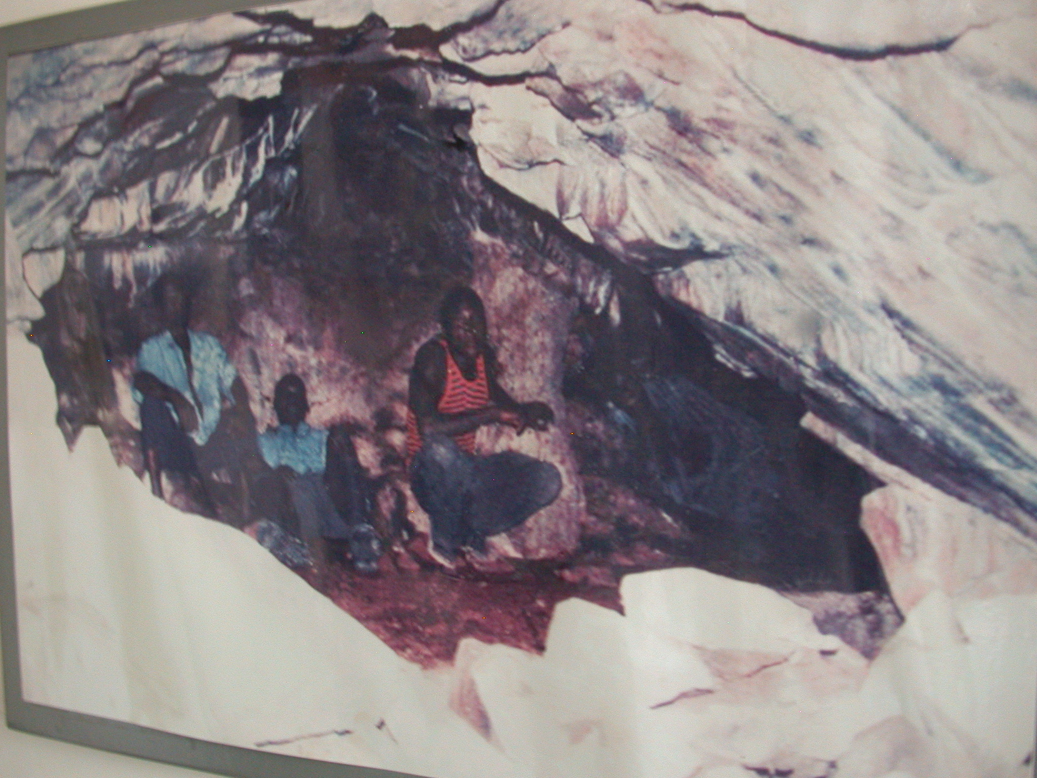 Picture of Slave Cave, National Museum, Accra, Ghana