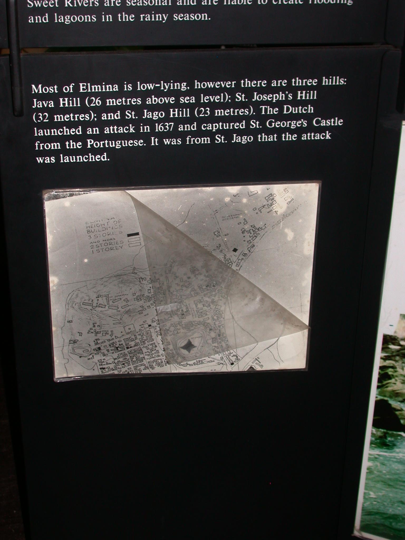 Elmina History, Elmina Slave Fort, Elmina, Ghana