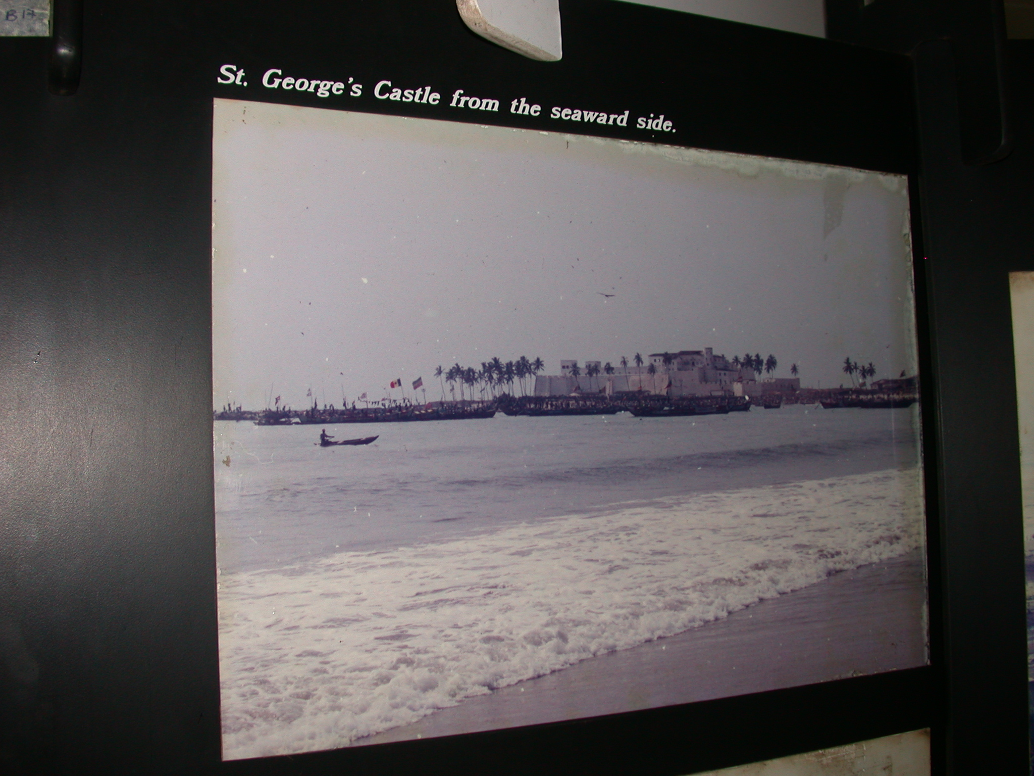 Picture of St Georges Castle, Elmina Slave Fort Museum, Elmina, Ghana