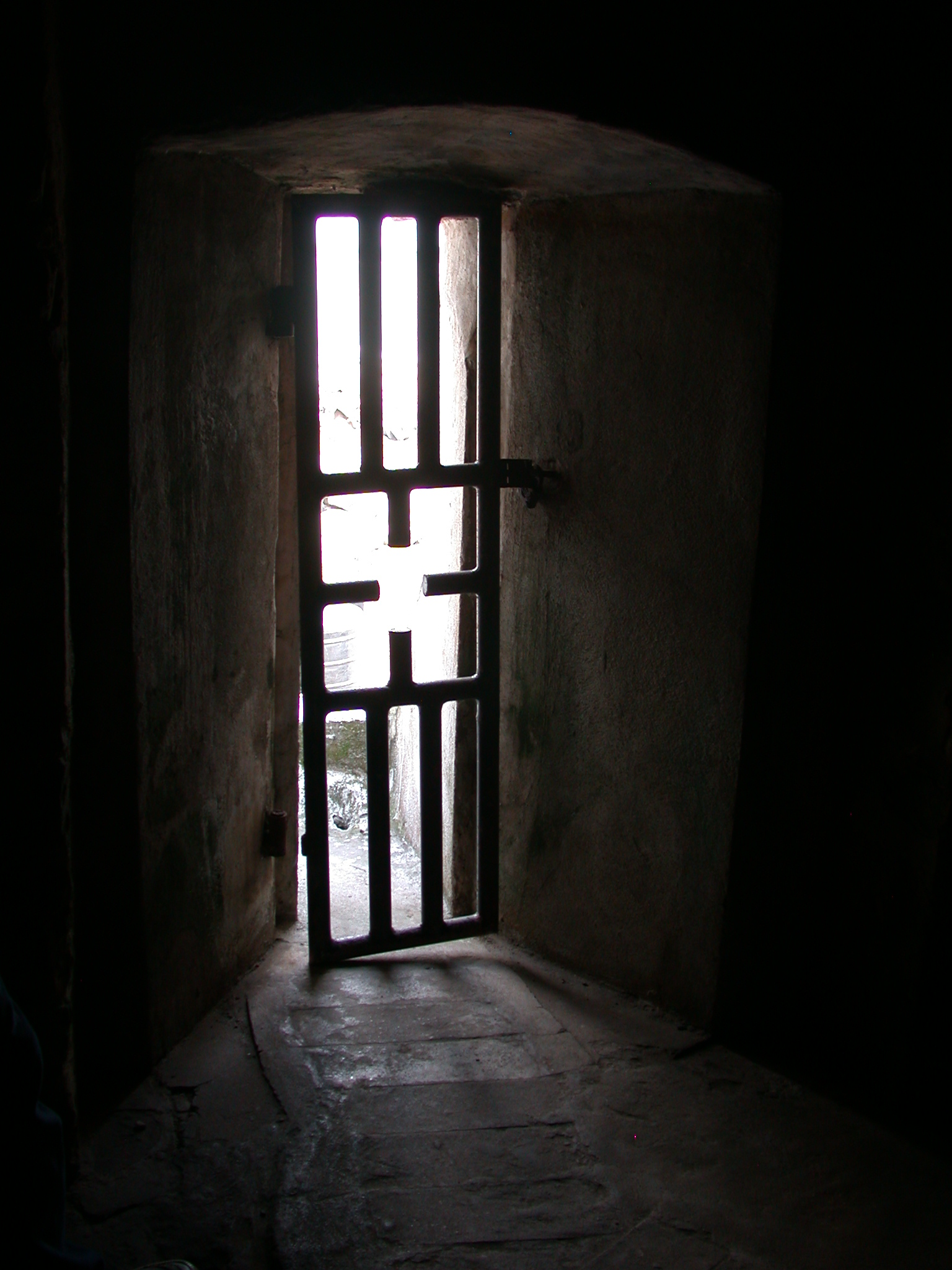 Door of No Return, Elmina Slave Fort, Elmina, Ghana
