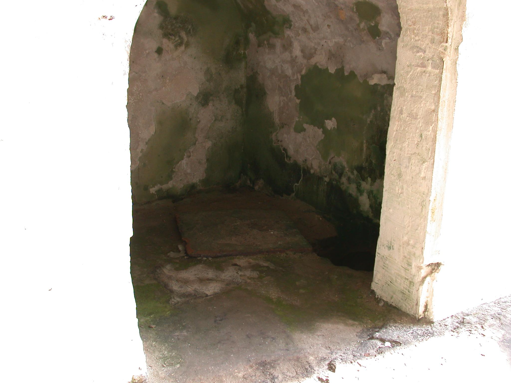 Slave Dungeon, Cape Coast Slave Fort, Cape Coast, Ghana
