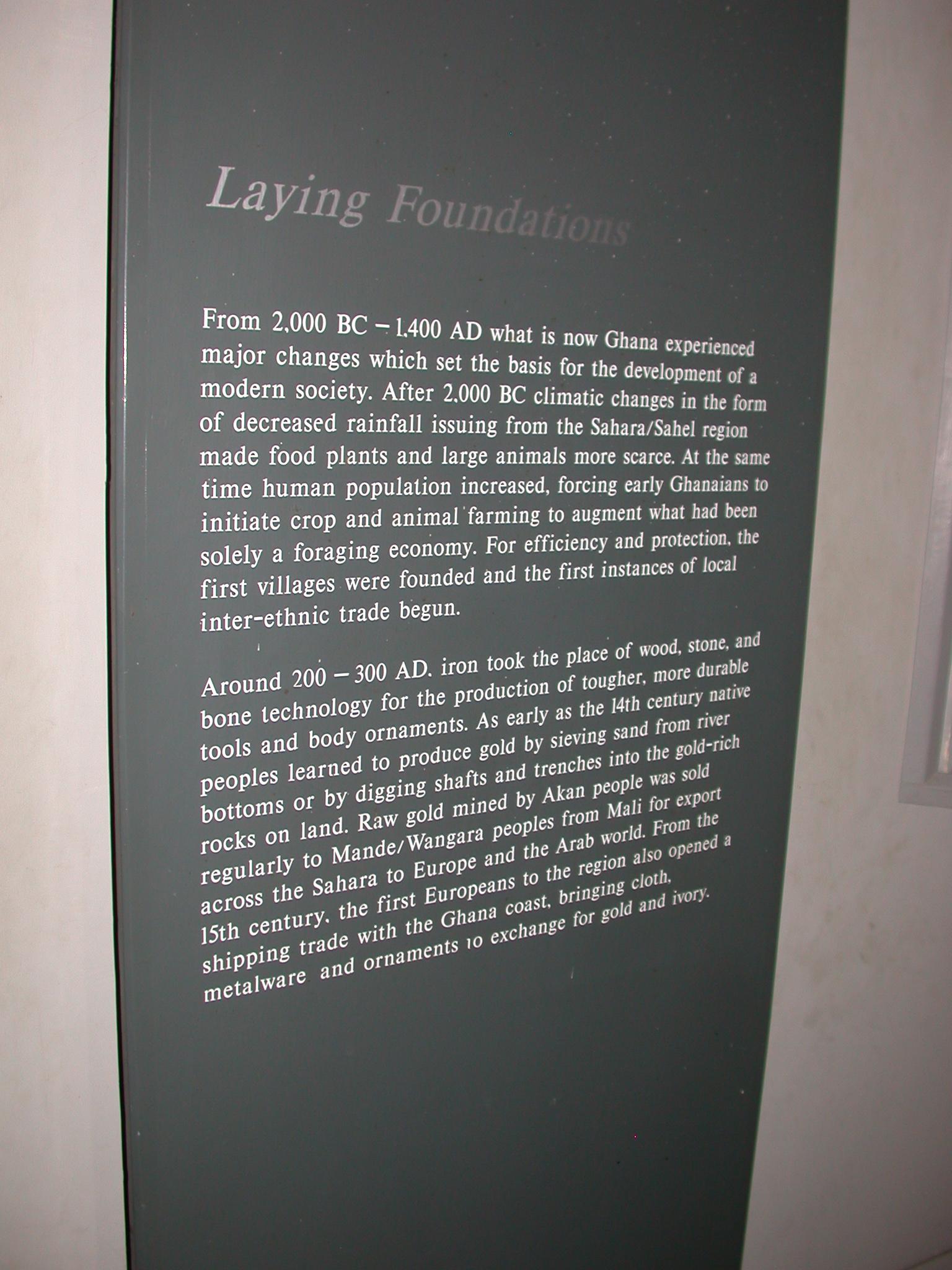 Ghana History Description, Cape Coast Slave Fort Museum, Cape Coast, Ghana